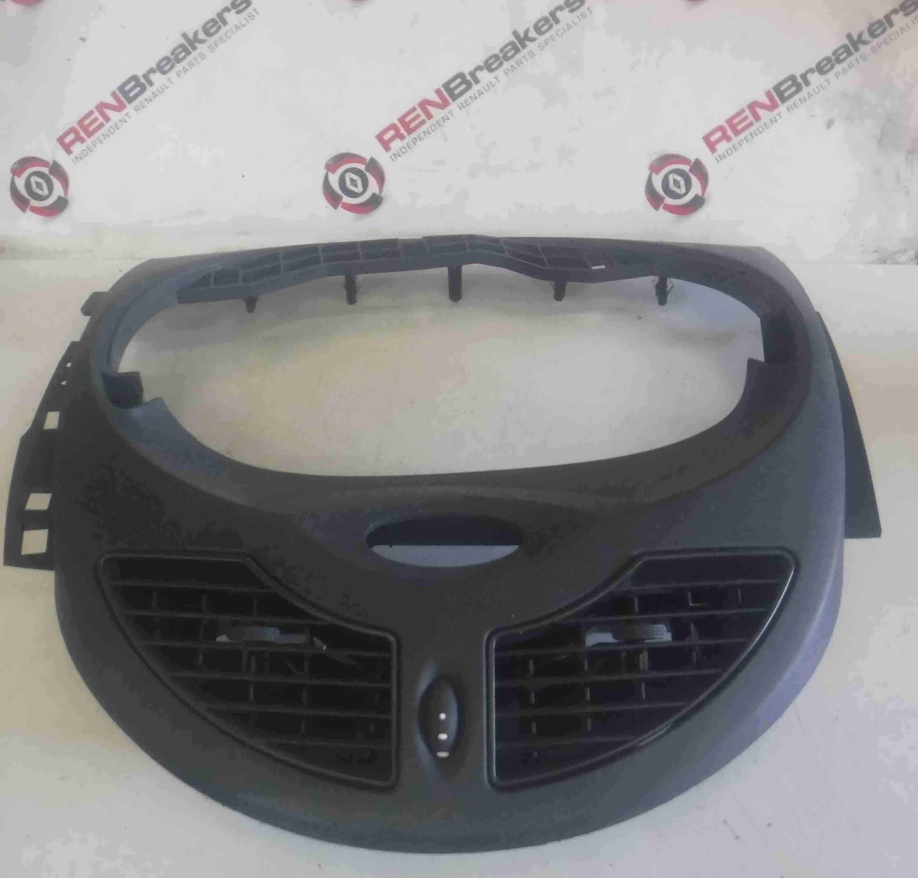 Renault Twingo 2011-2014 Centre Heater Vents Surround 8200457743