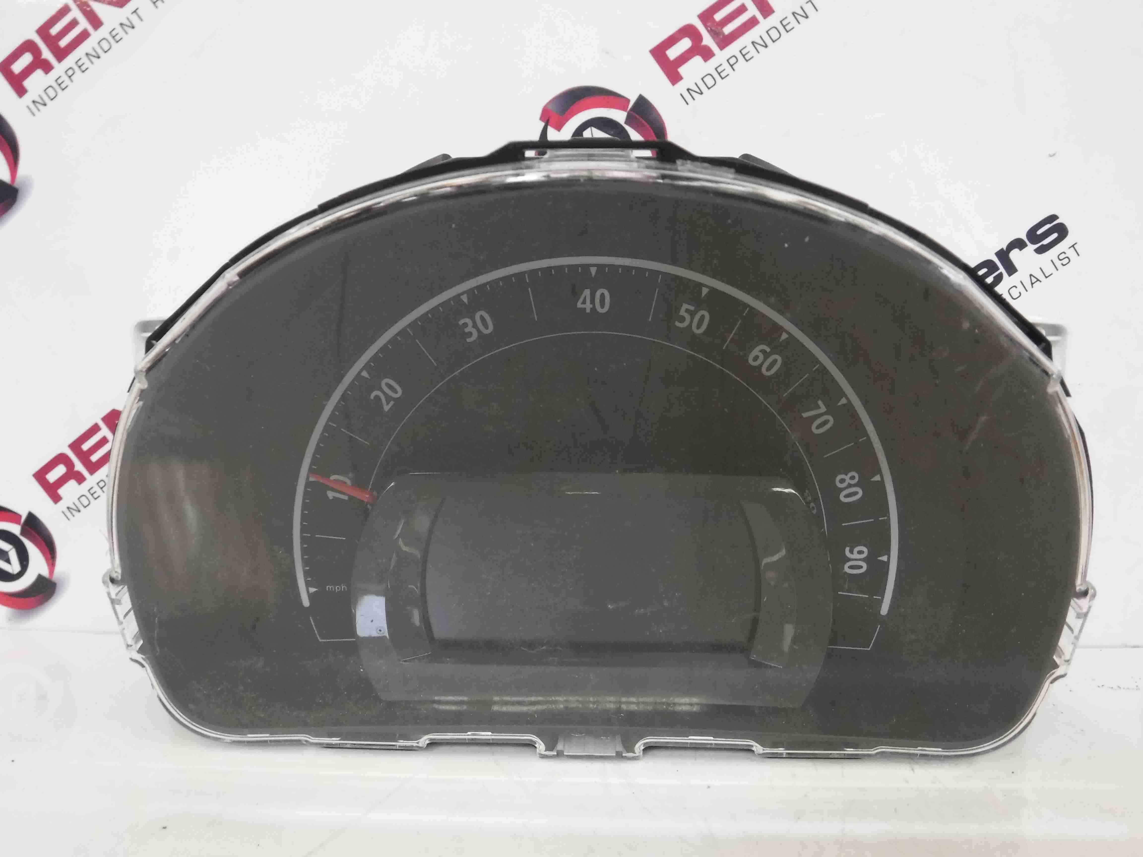 Renault Twingo 2014-2017 RS SCE Instrument Panel Dials Clocks 4K  248210214R