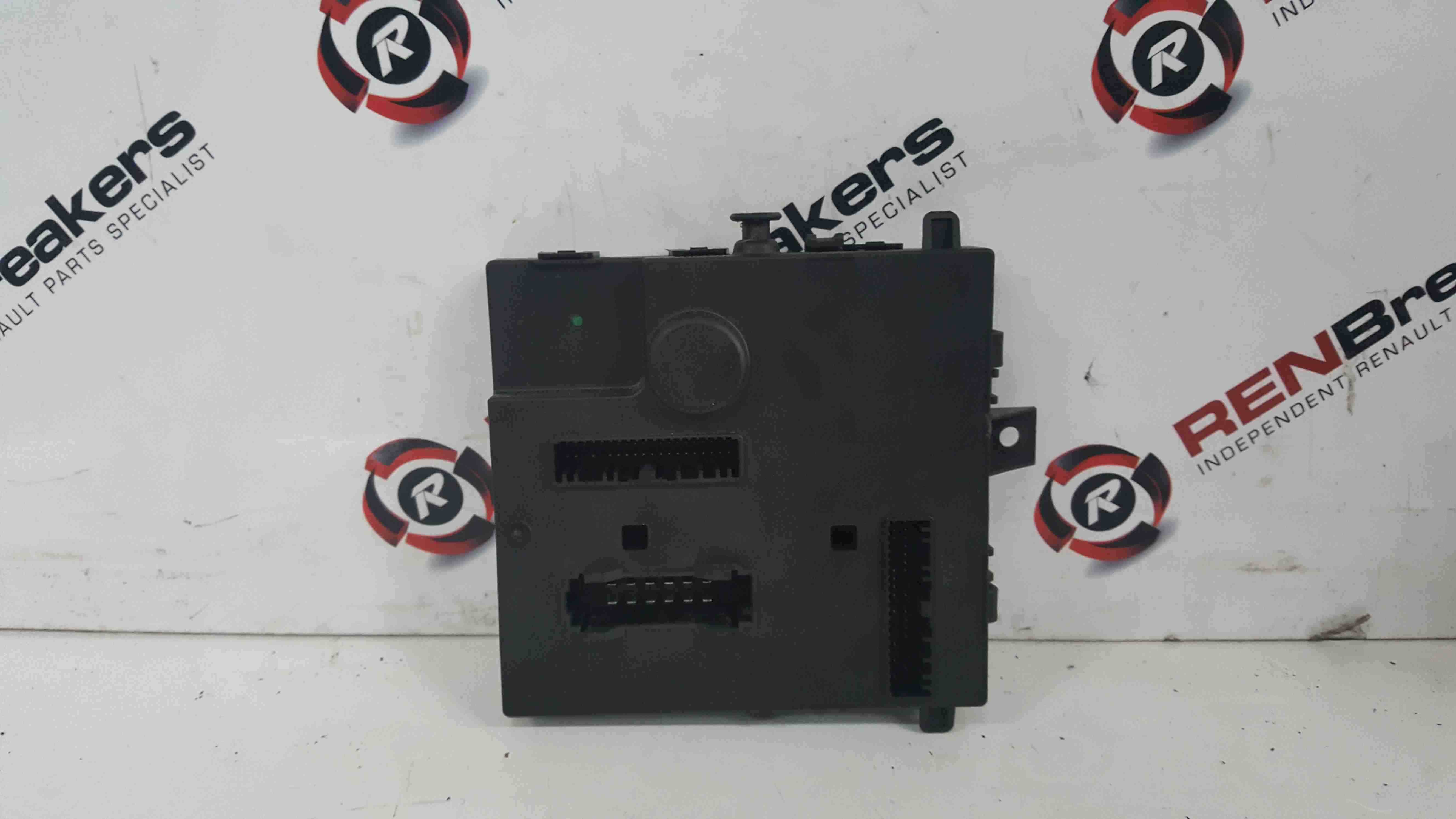 Renault Wind 2010-2013 BCM Body Control Module Computer 8201002168