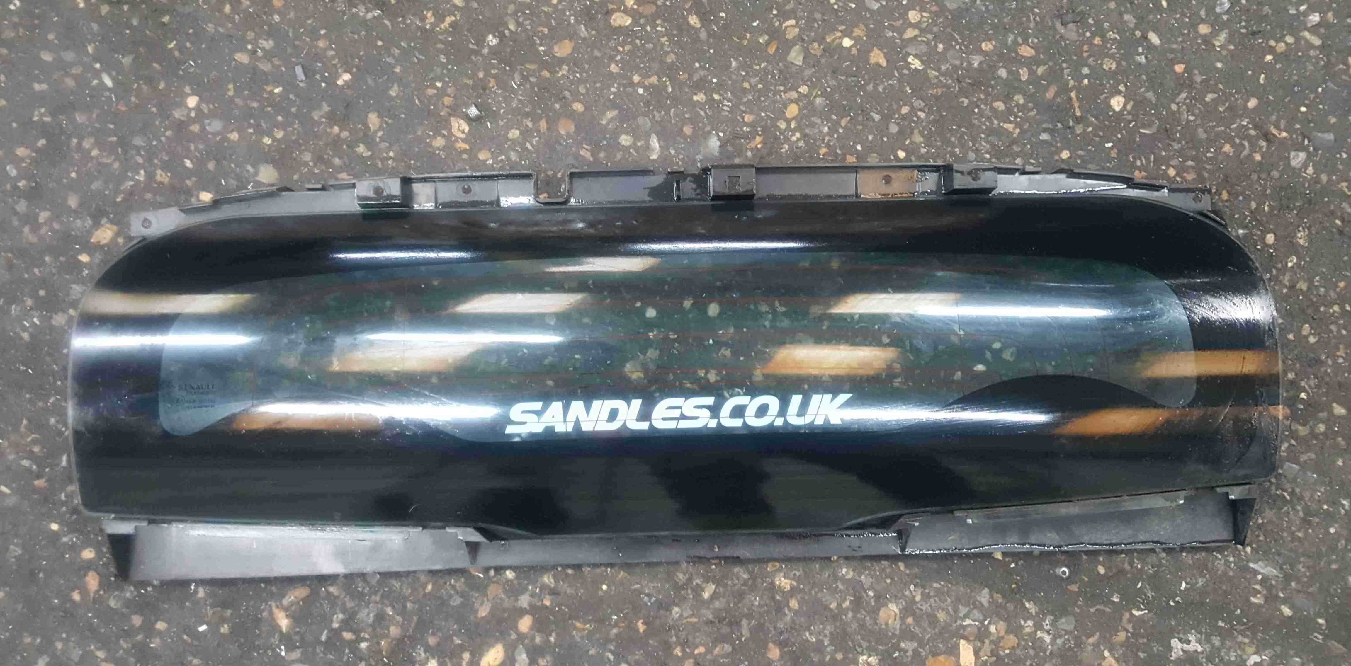 Renault Wind 2010-2013 Behind Seats Glass