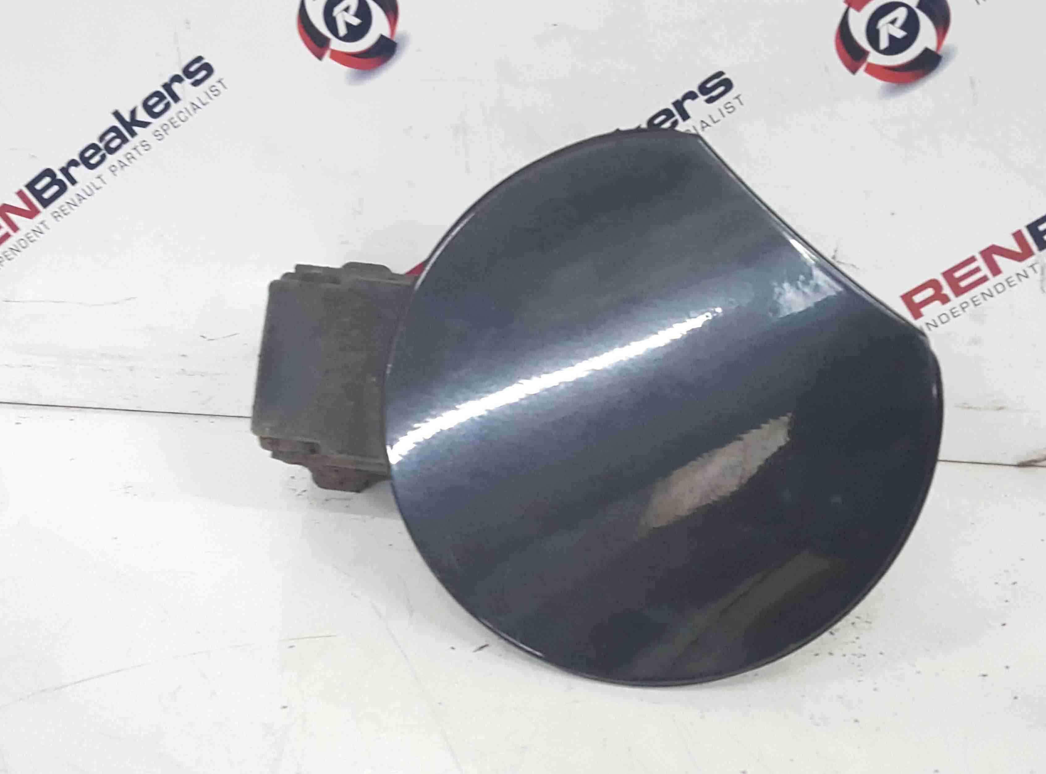Renault Wind 2010-2013 Fuel Flap Cover Black 676 + Backing