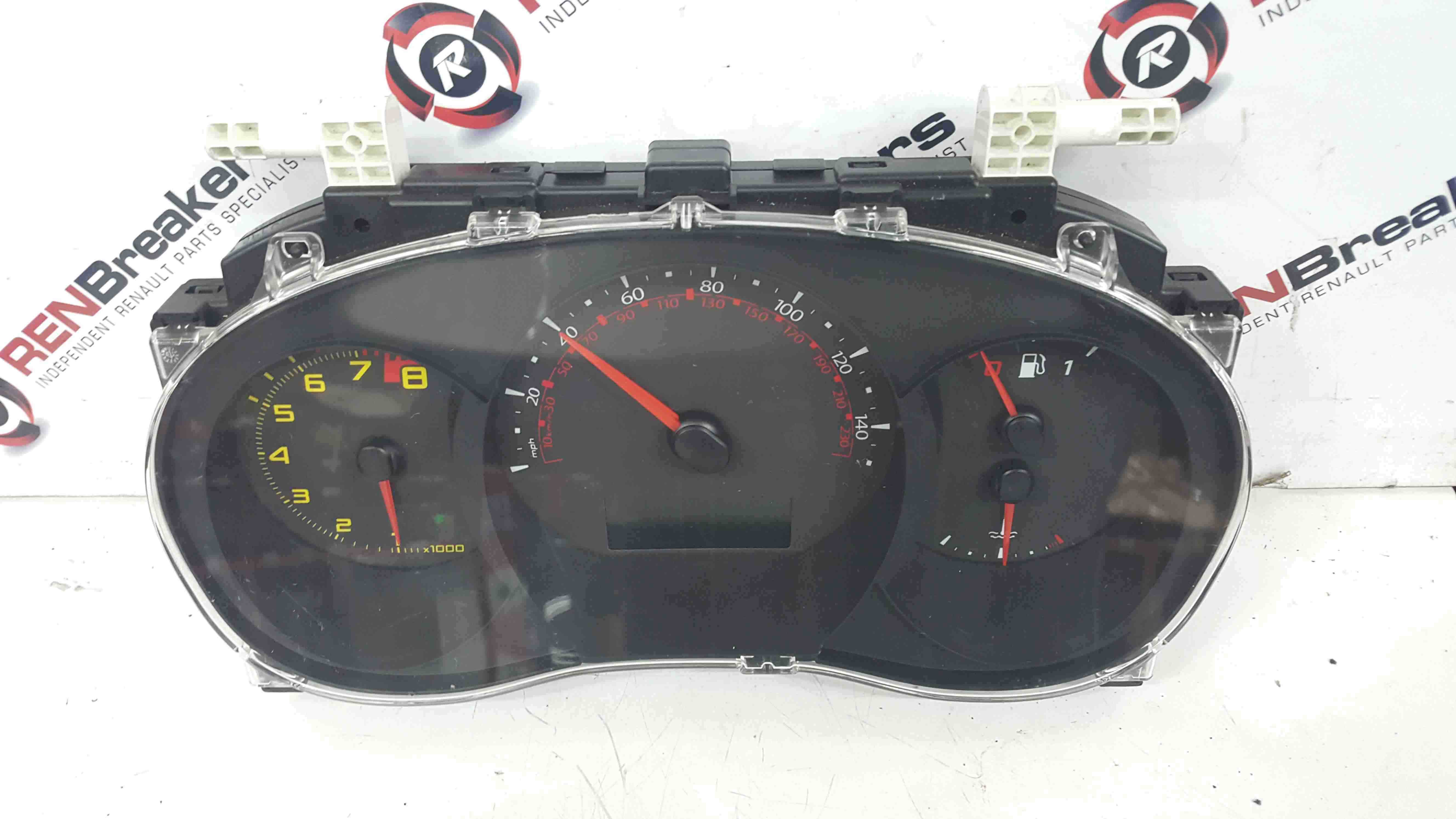 Renault Wind 2010-2013 Instrument Panel Clocks Dials Speedo 250450041R