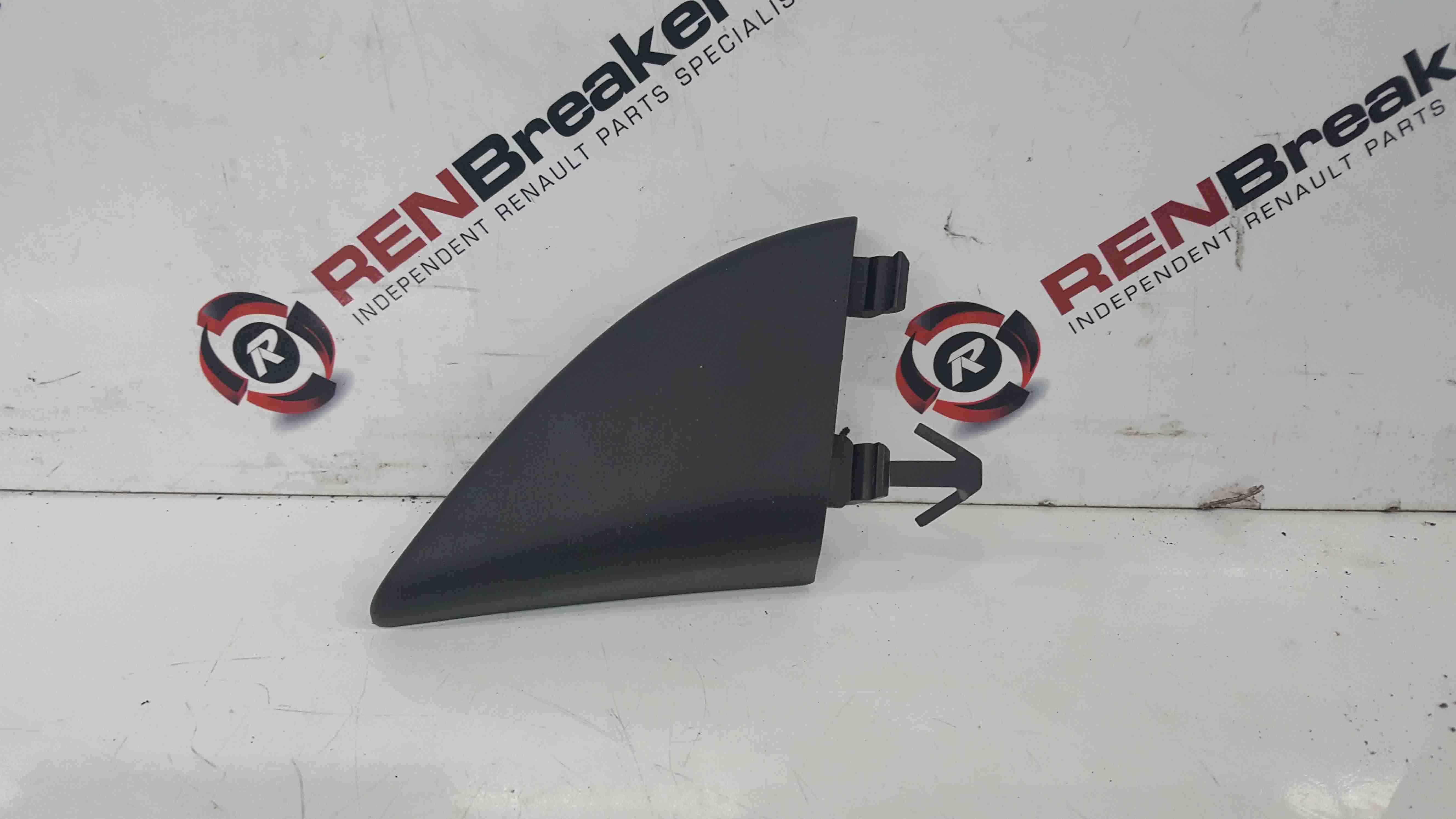 Renault Wind 2010-2013 Passenger NS Wing Mirror Interior Plastic 802930014R