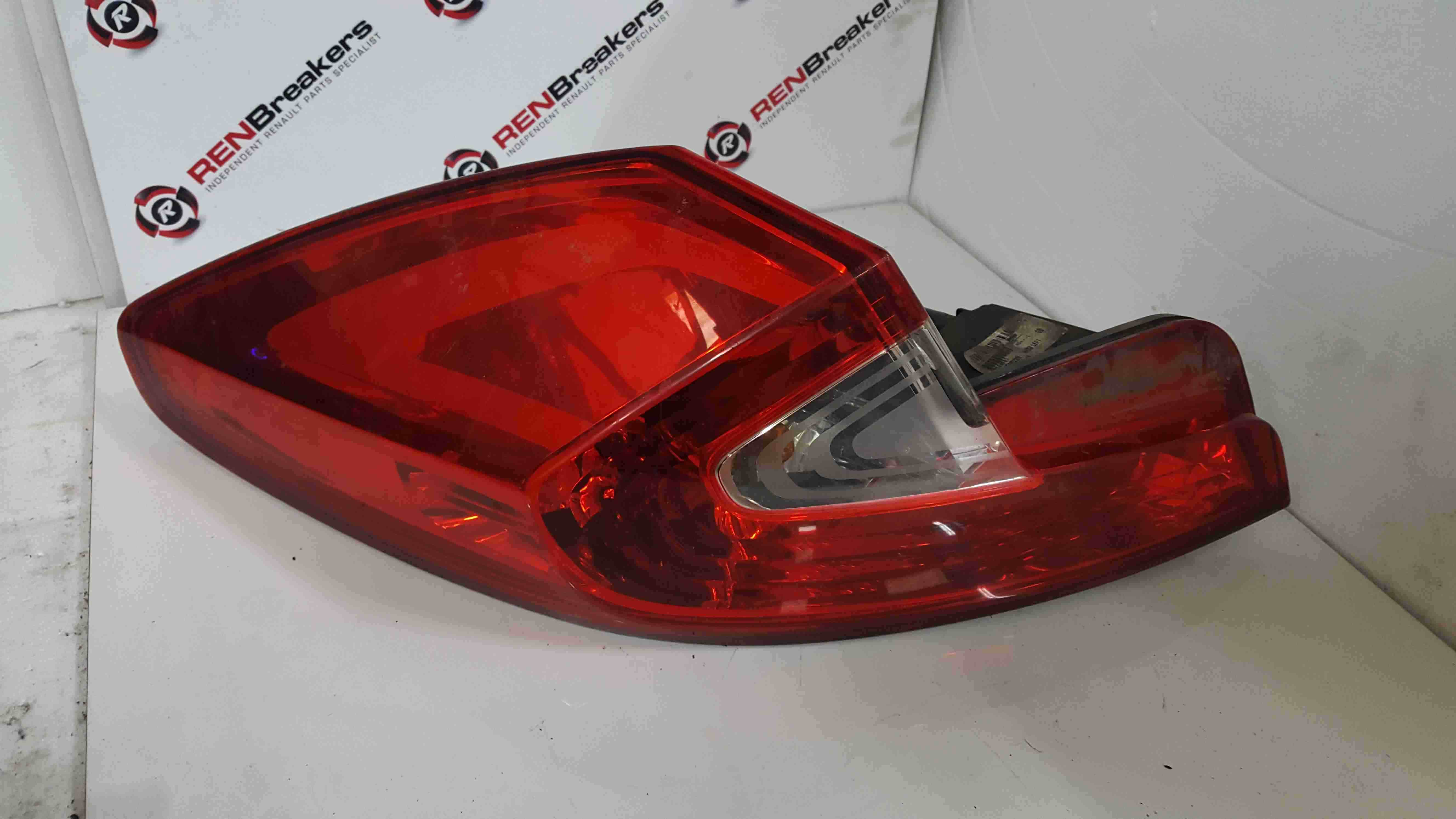 Renault Wind 2010-2013 Passenger NSR Rear Light 265550022R
