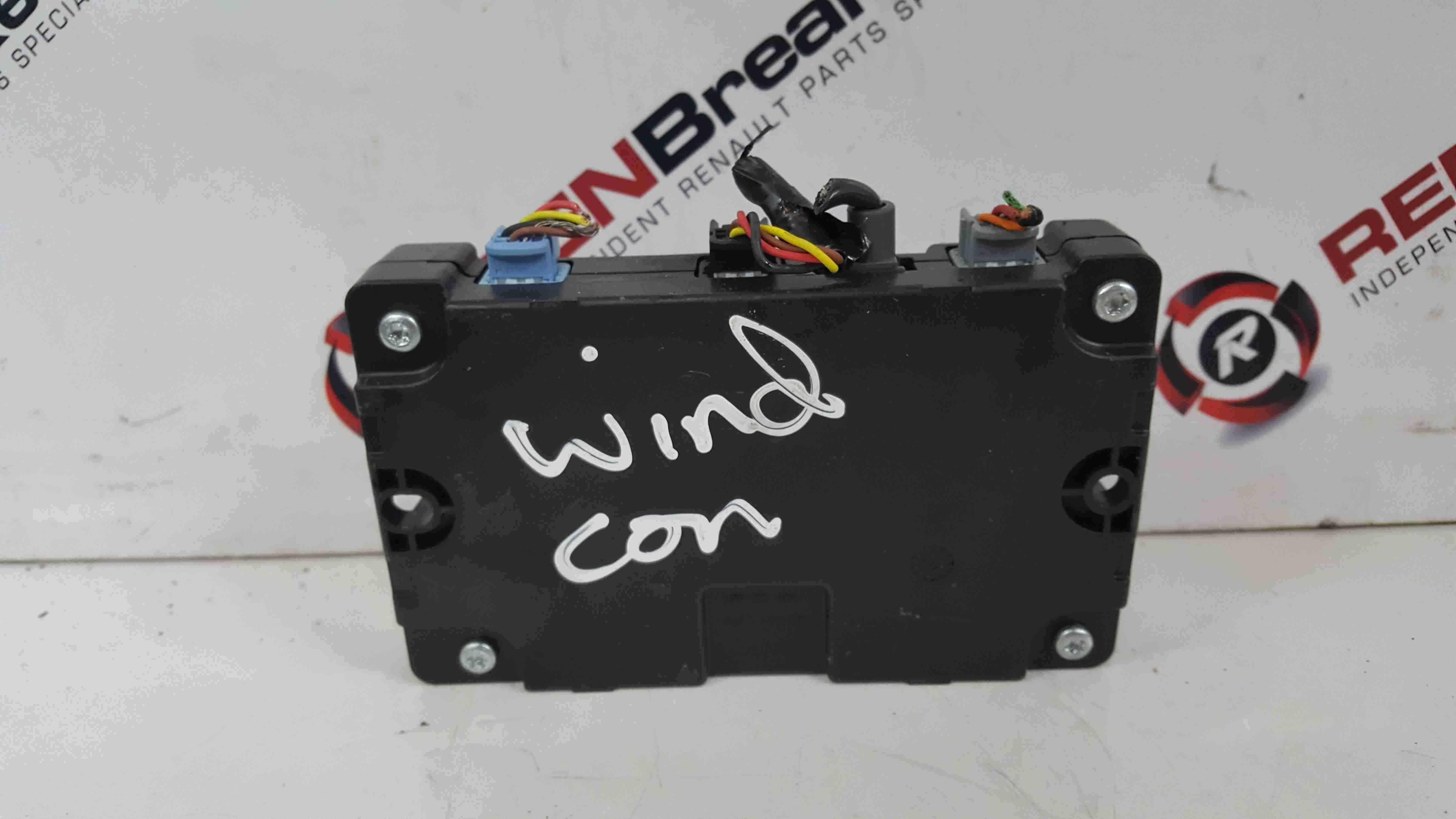 Renault Wind 2010-2013 Sat Nav Control Unit Module 280246043R