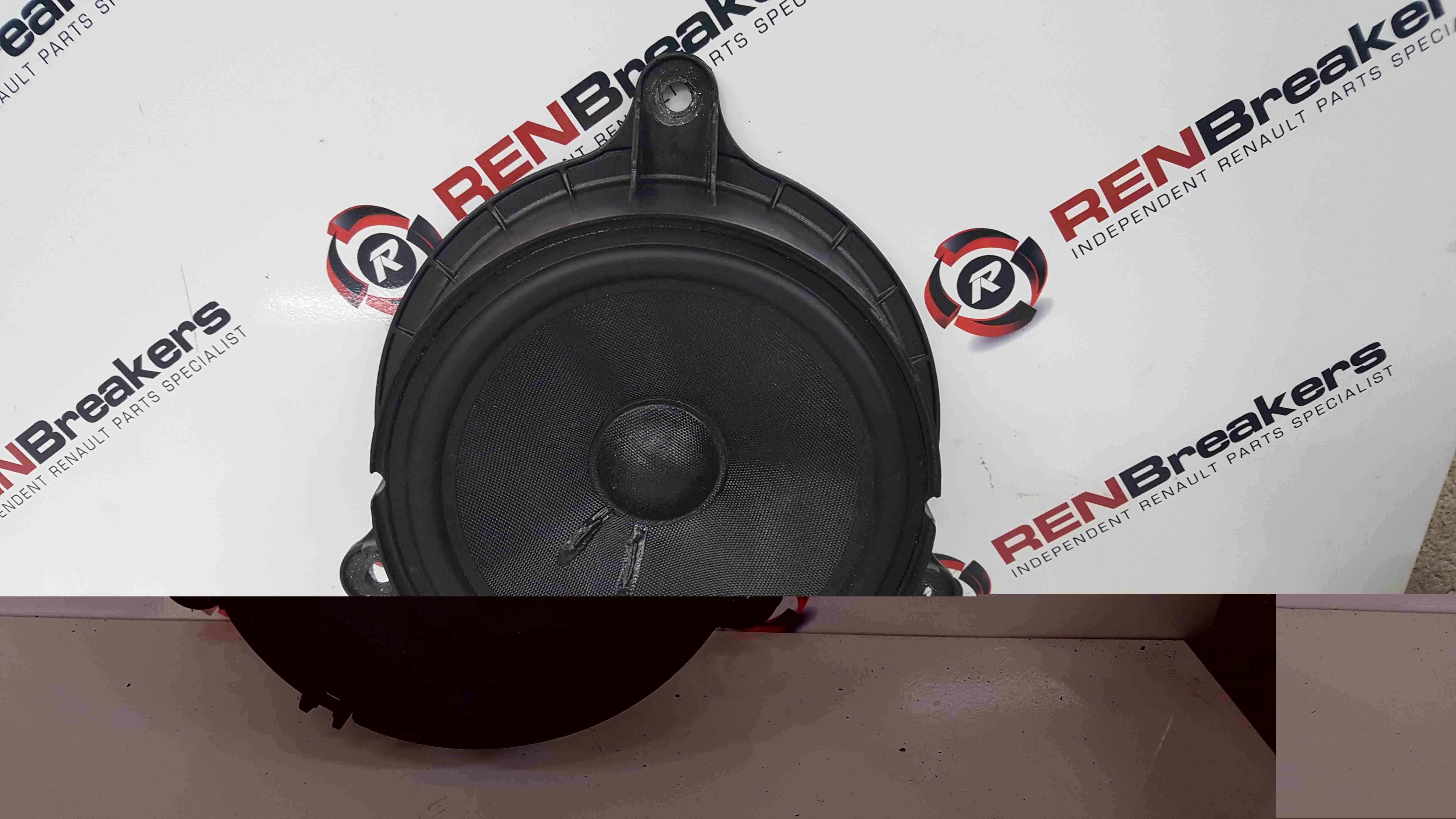 Renault Zoe 2012-2016 Drivers OSF Front Speaker