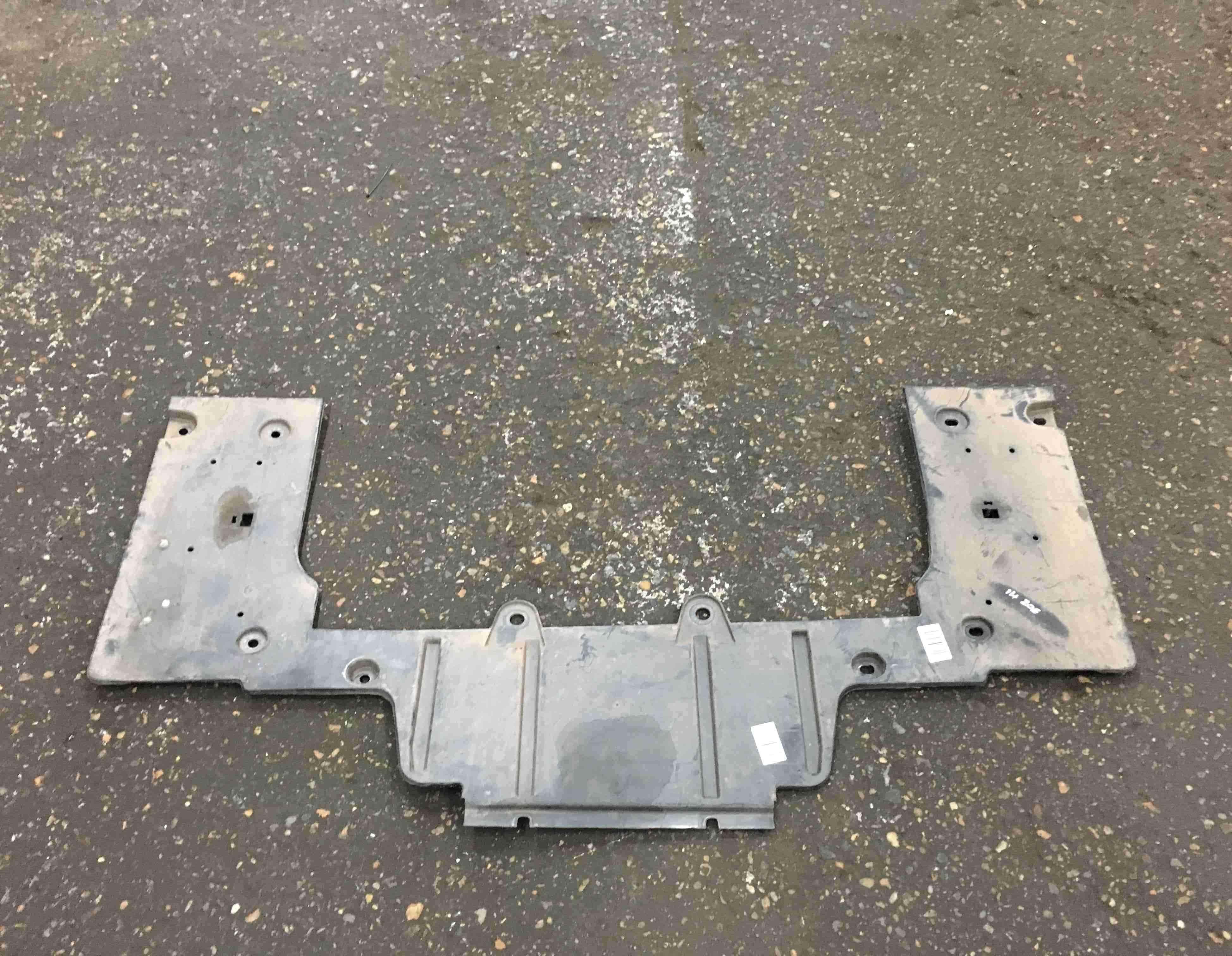 Renault Zoe 2012-2016 Engine Under Cover Plate Plastic 748120276R