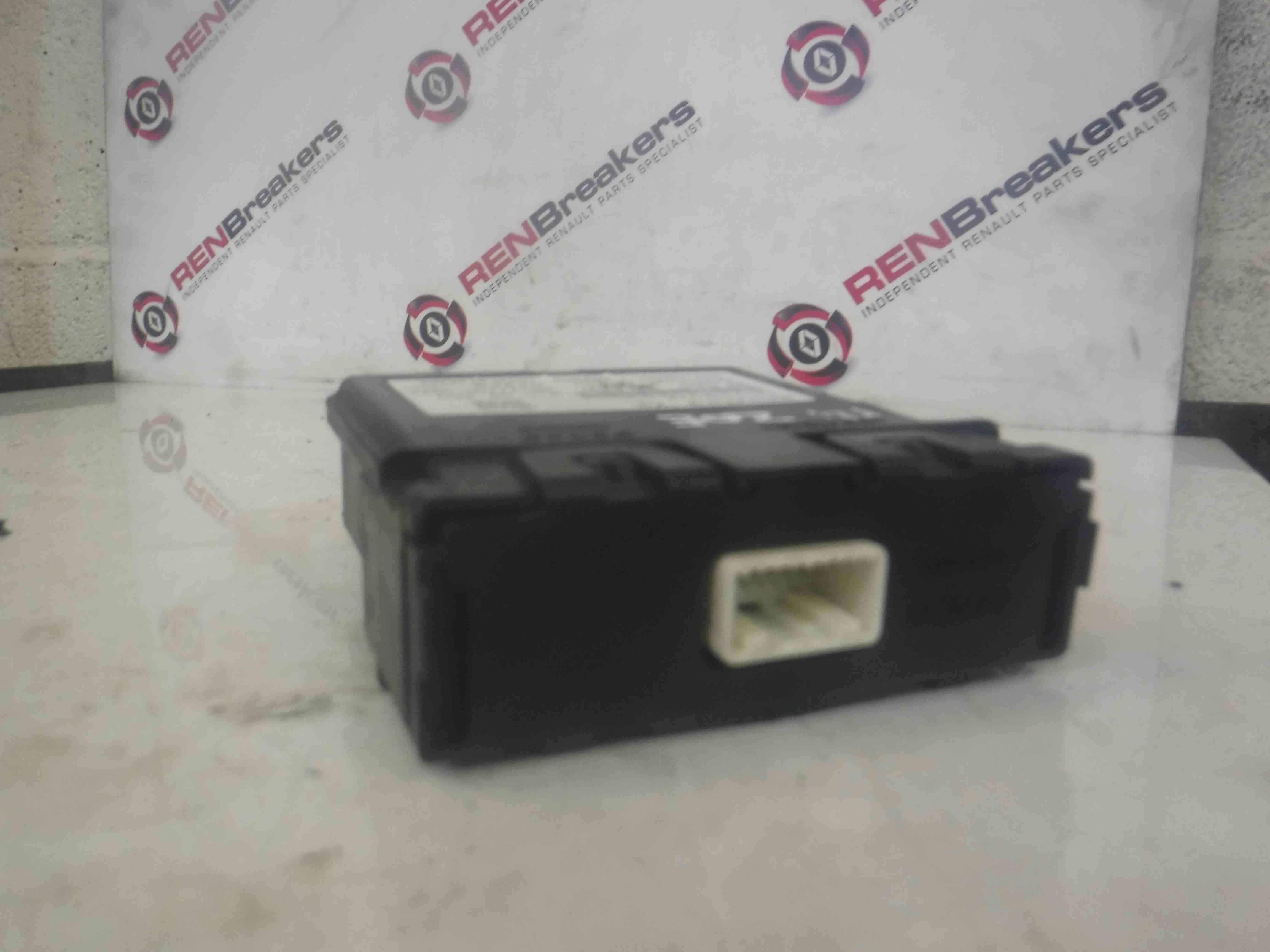 Renault Zoe 2012-2016 Heater Control Module 285252832R