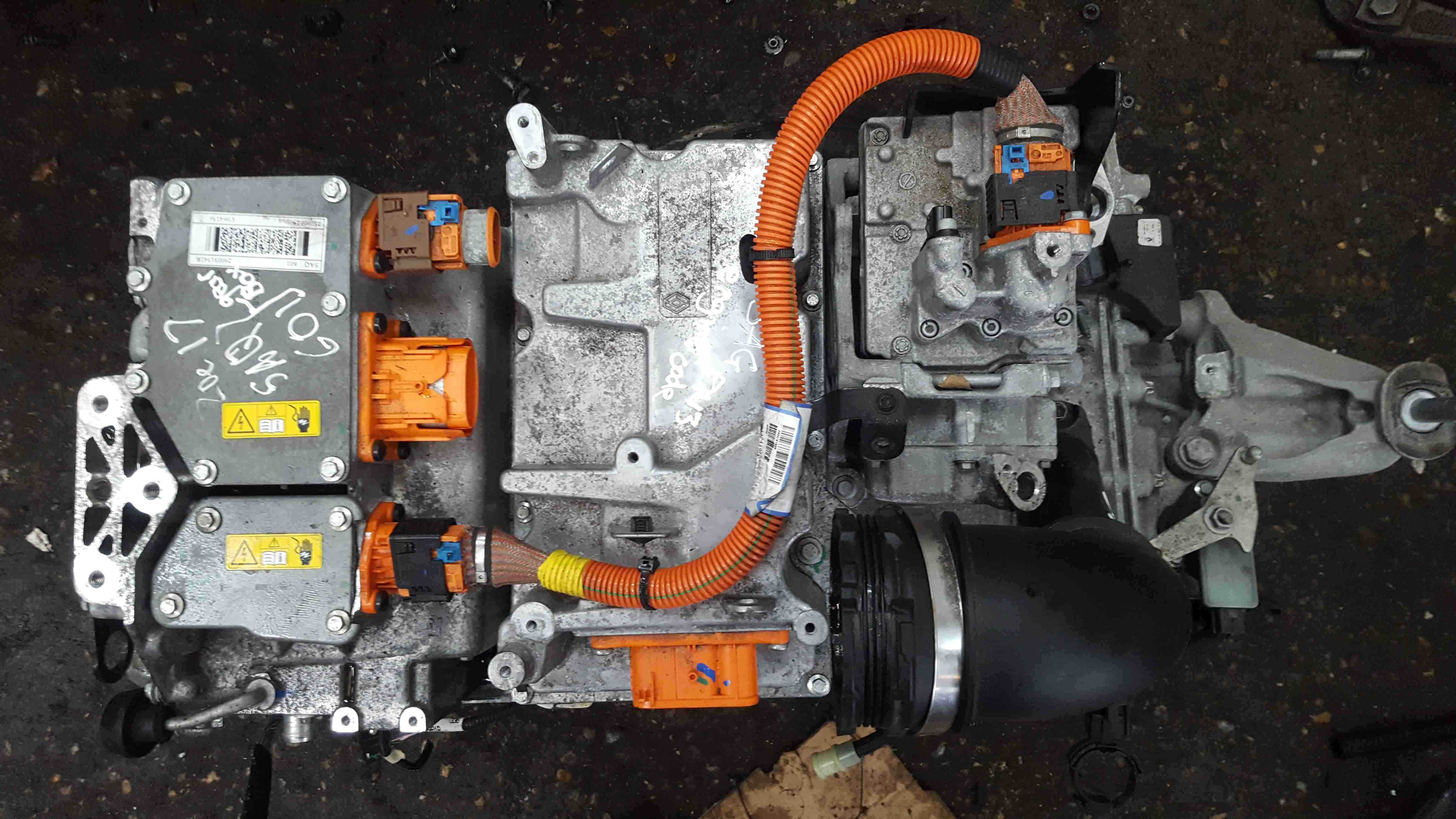 Renault Zoe 2012-2019 Electric Motor + Gearbox 5AGEN3