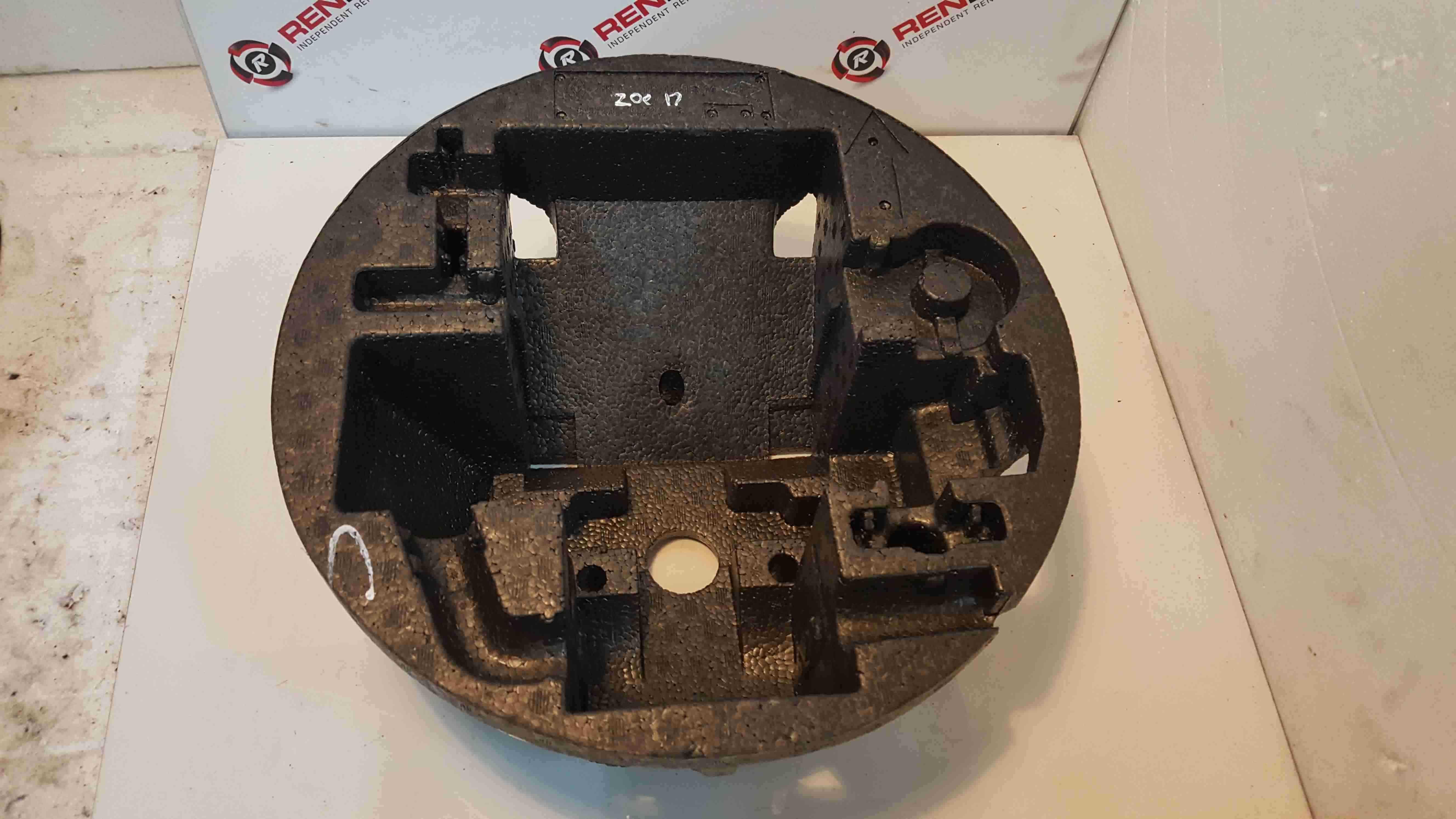 Renault Zoe 2012-2019 Empty Jack Set Foam Holder 997500223R