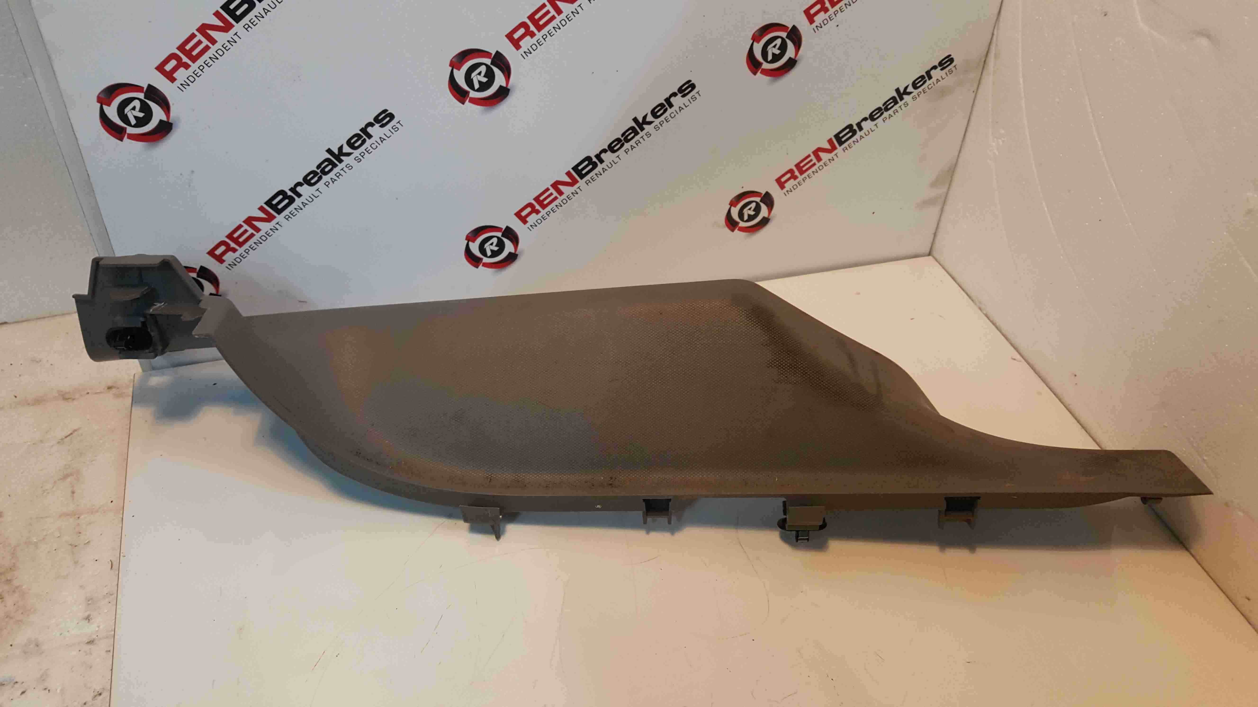 Renault Zoe 2016-2019 Front Panel Drivers OSF Front Plastic 769515664R