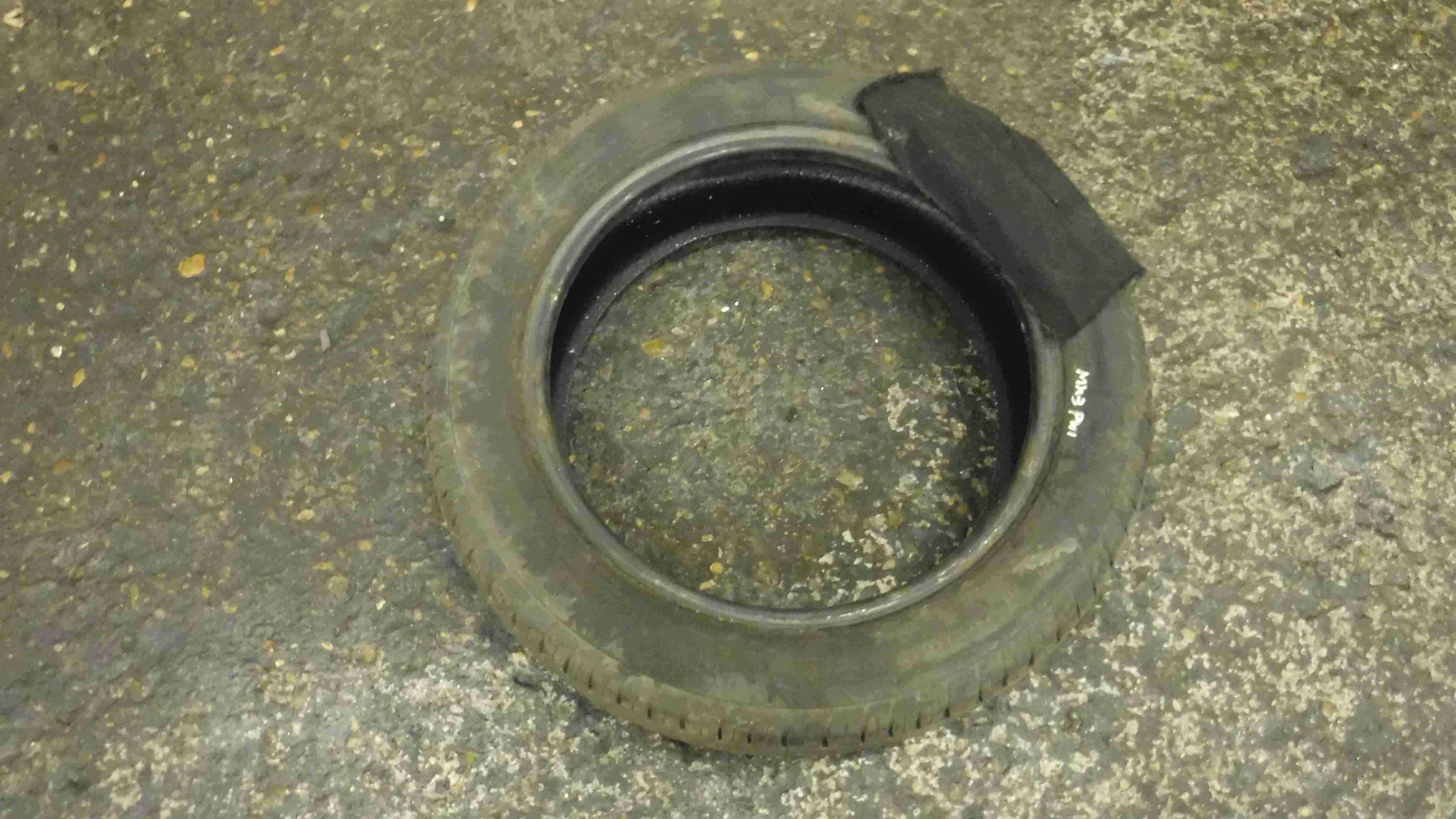 Part Worn Tyre 165 65 15 6mm Tread