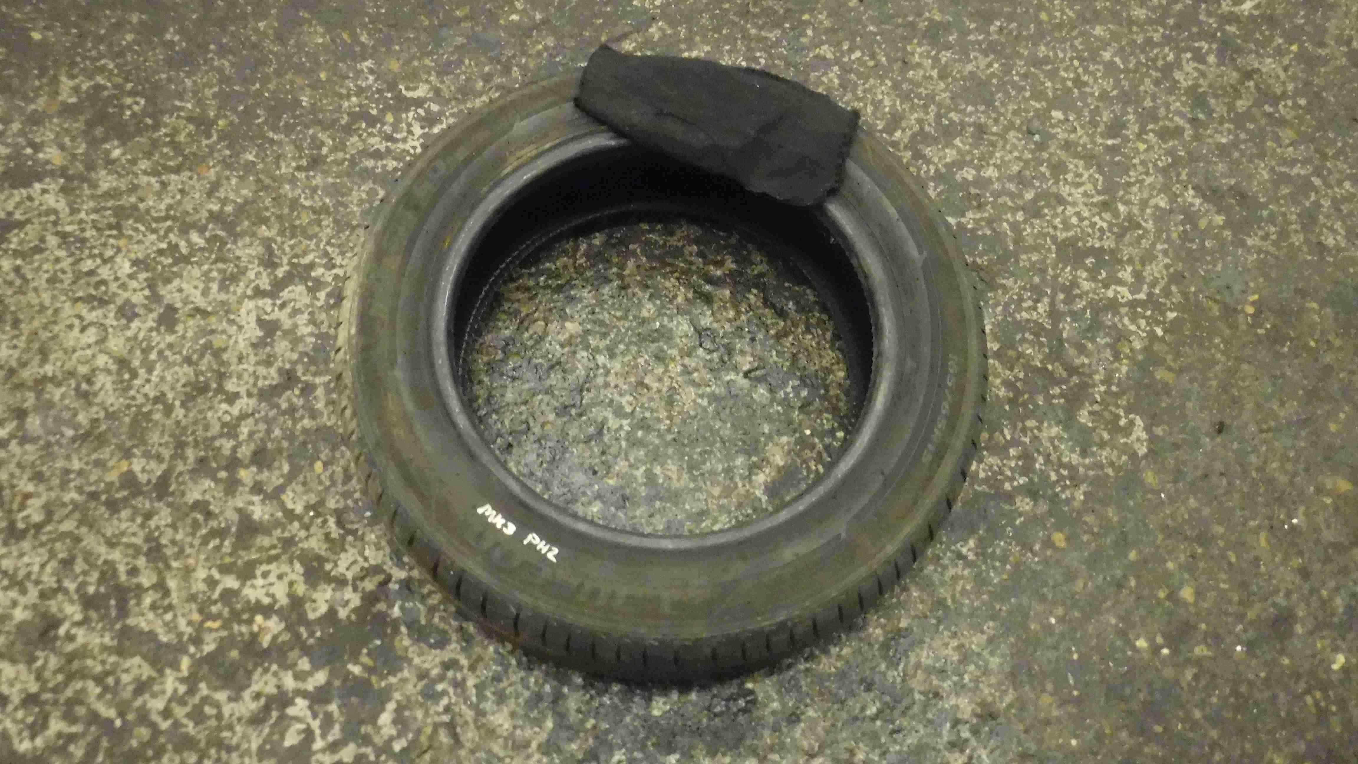 Part Worn Tyre 165 65 15 7mm Tread