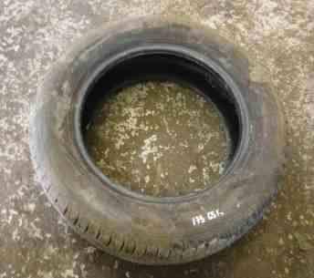 Part Worn Tyre 175 65 14 7mm