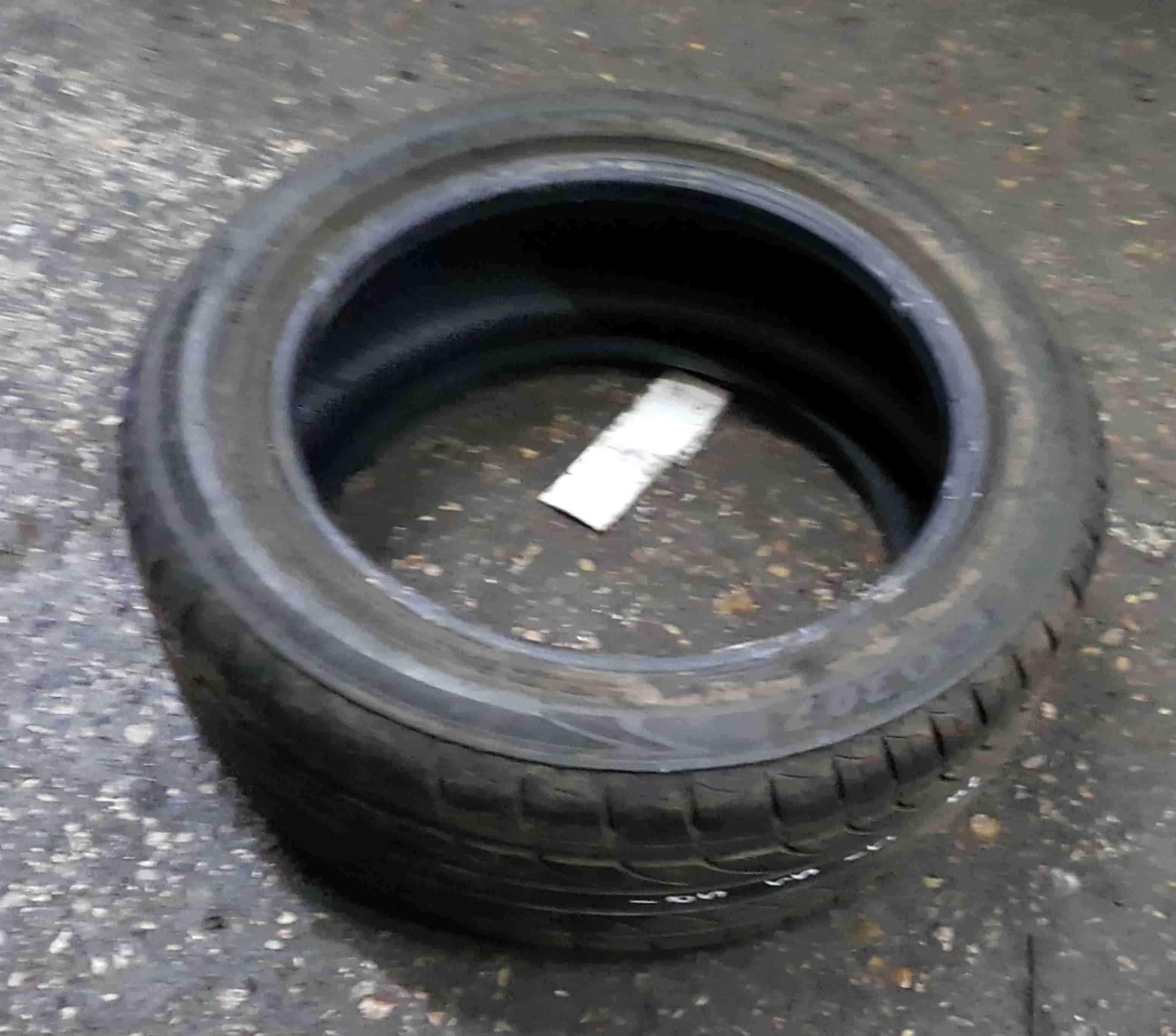 Part Worn Tyre 185 55 15 5mm