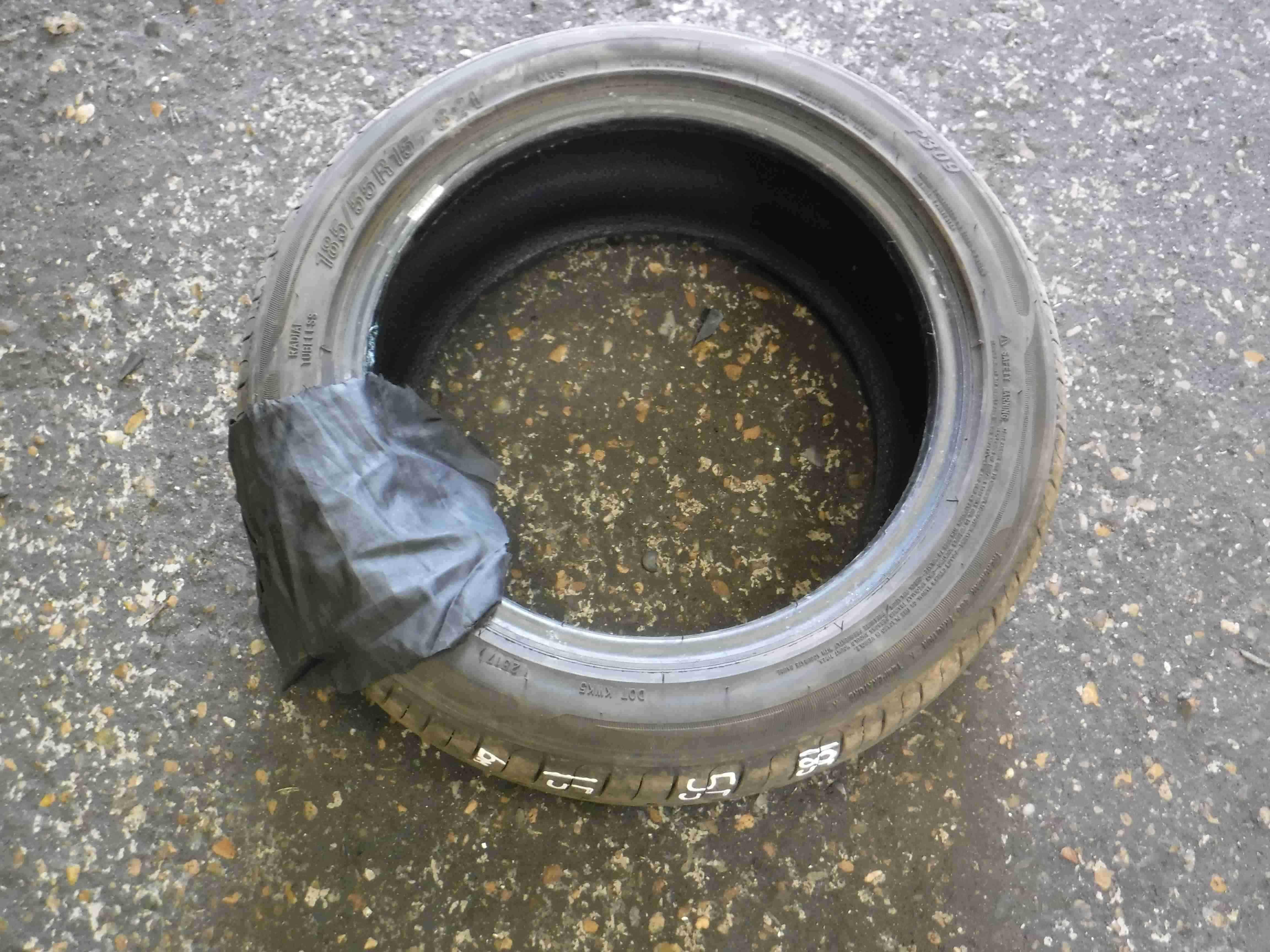 Part Worn Tyre 185 55 15 6mm Tread