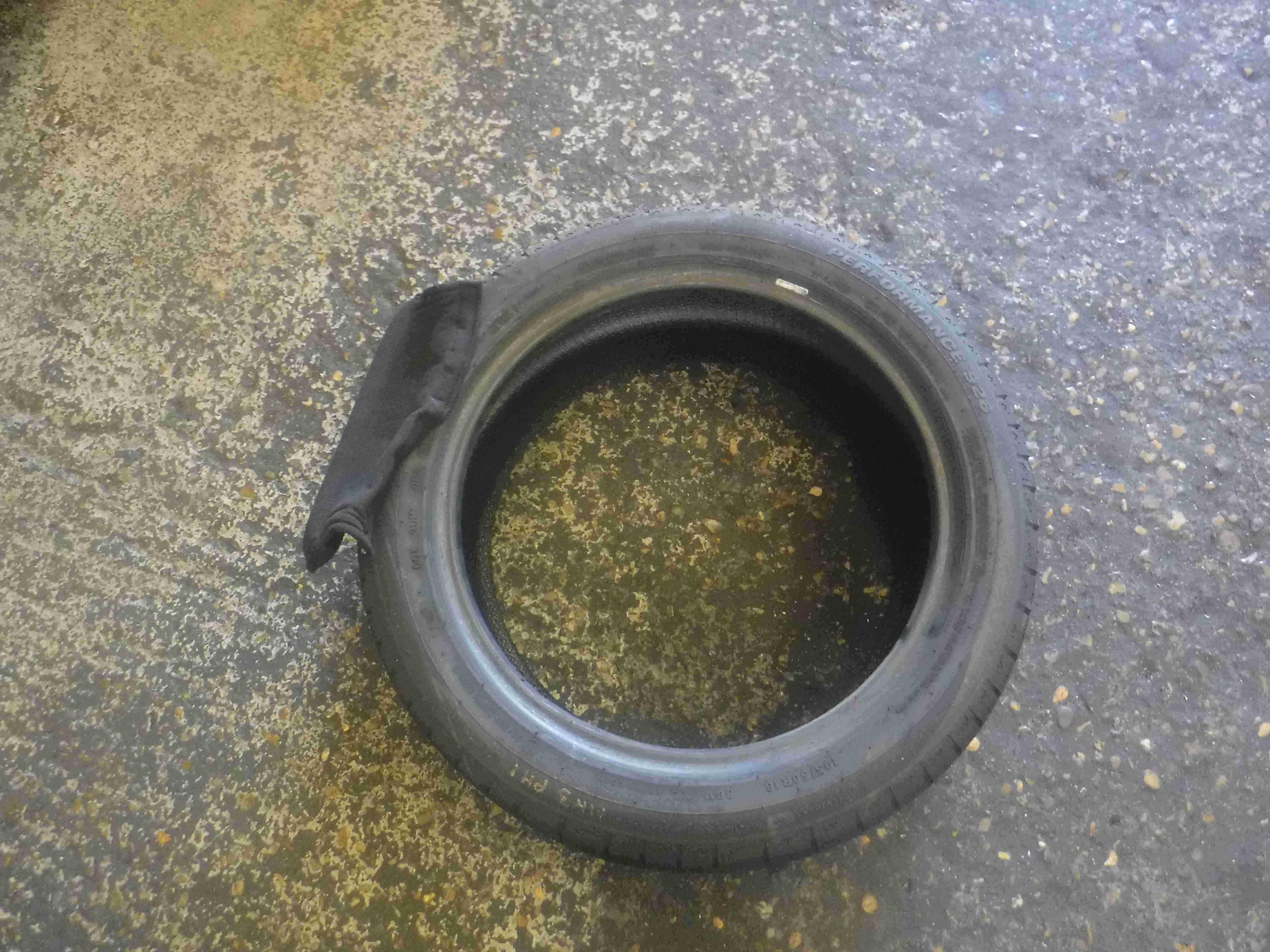 Part Worn Tyre 195 50 16 5mm Tread