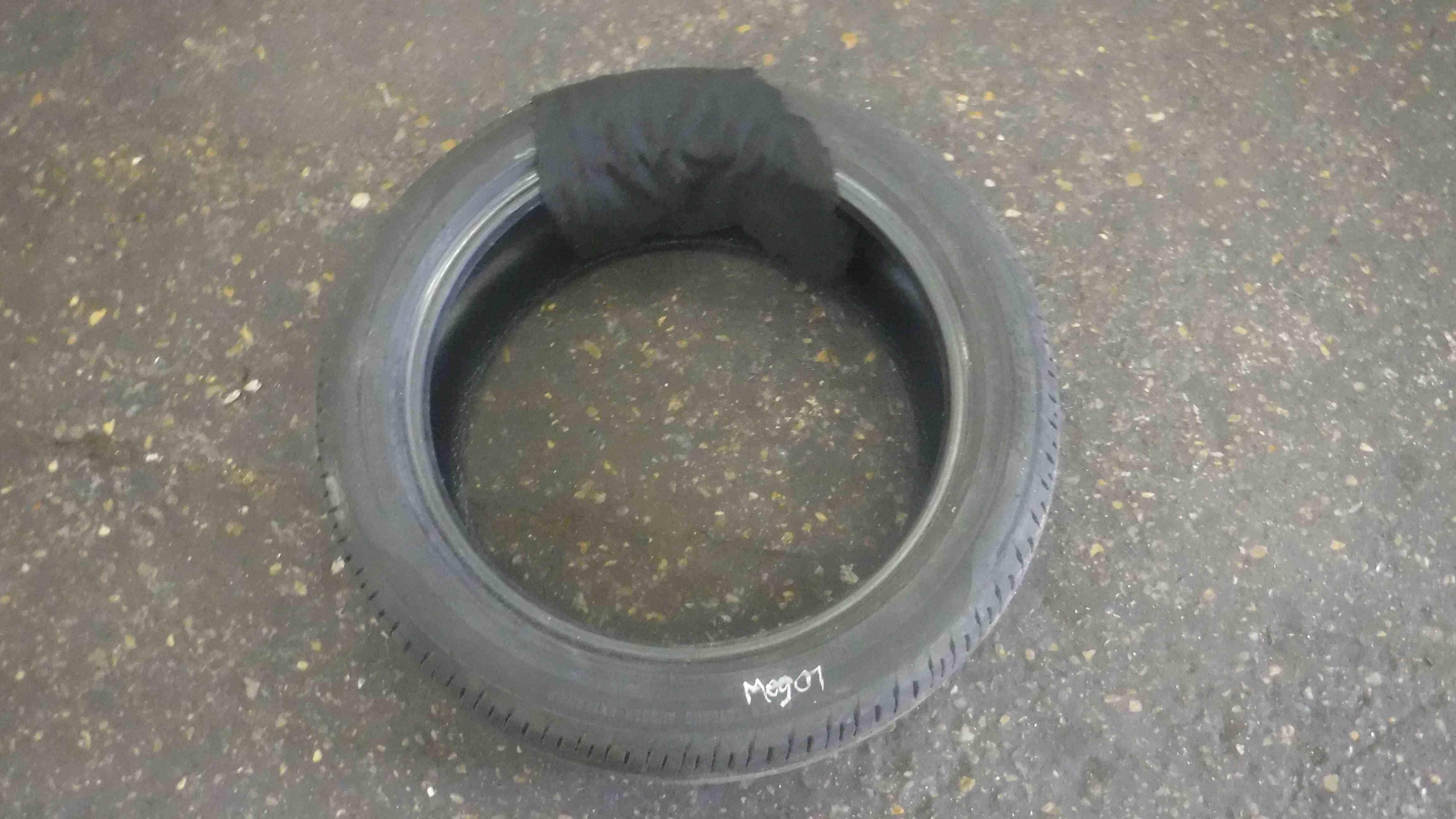 Part Worn Tyre 205 45 17 7mm Tread