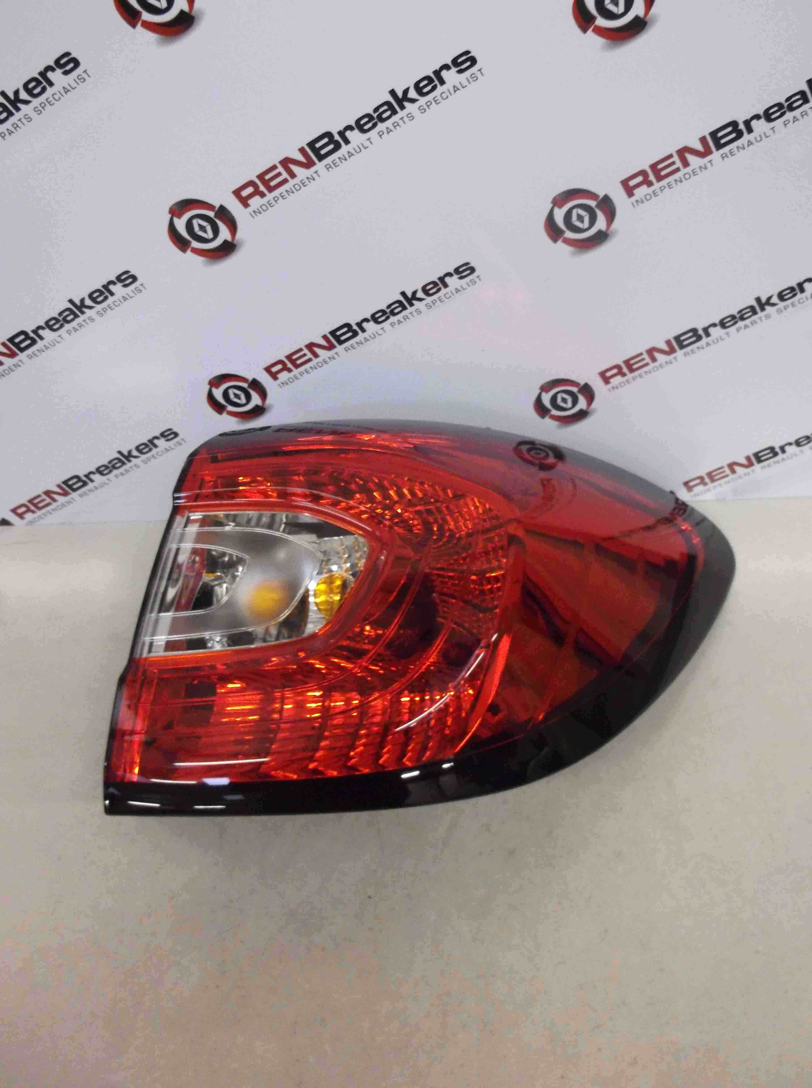 Renault Captur 2013-2015 Drivers OSR Rear Light Lenz Body 265509762r