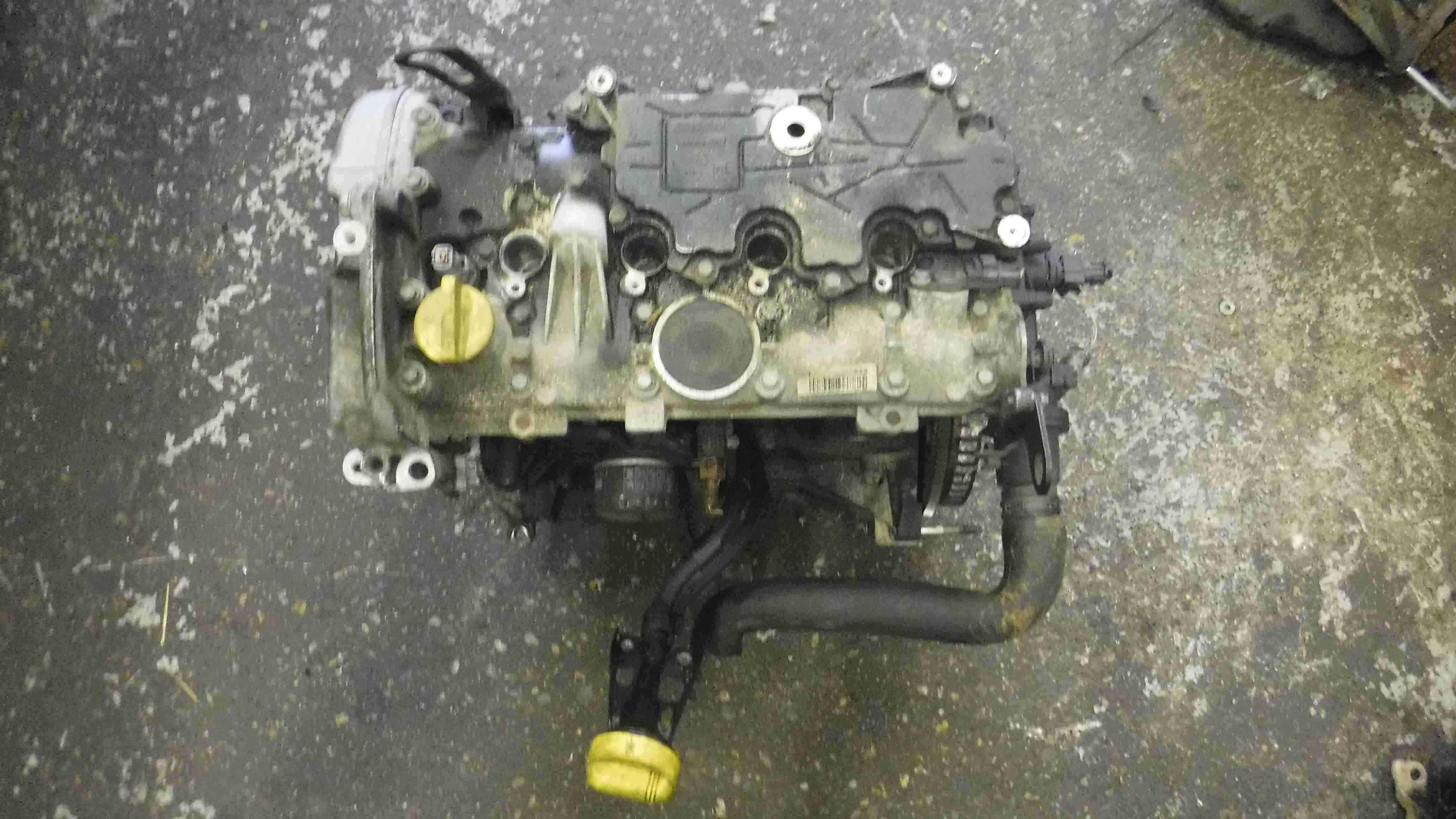 Renault Clio + Modus 2005-2012 1.6 16v Automatic Engine K4M 791 K4M791
