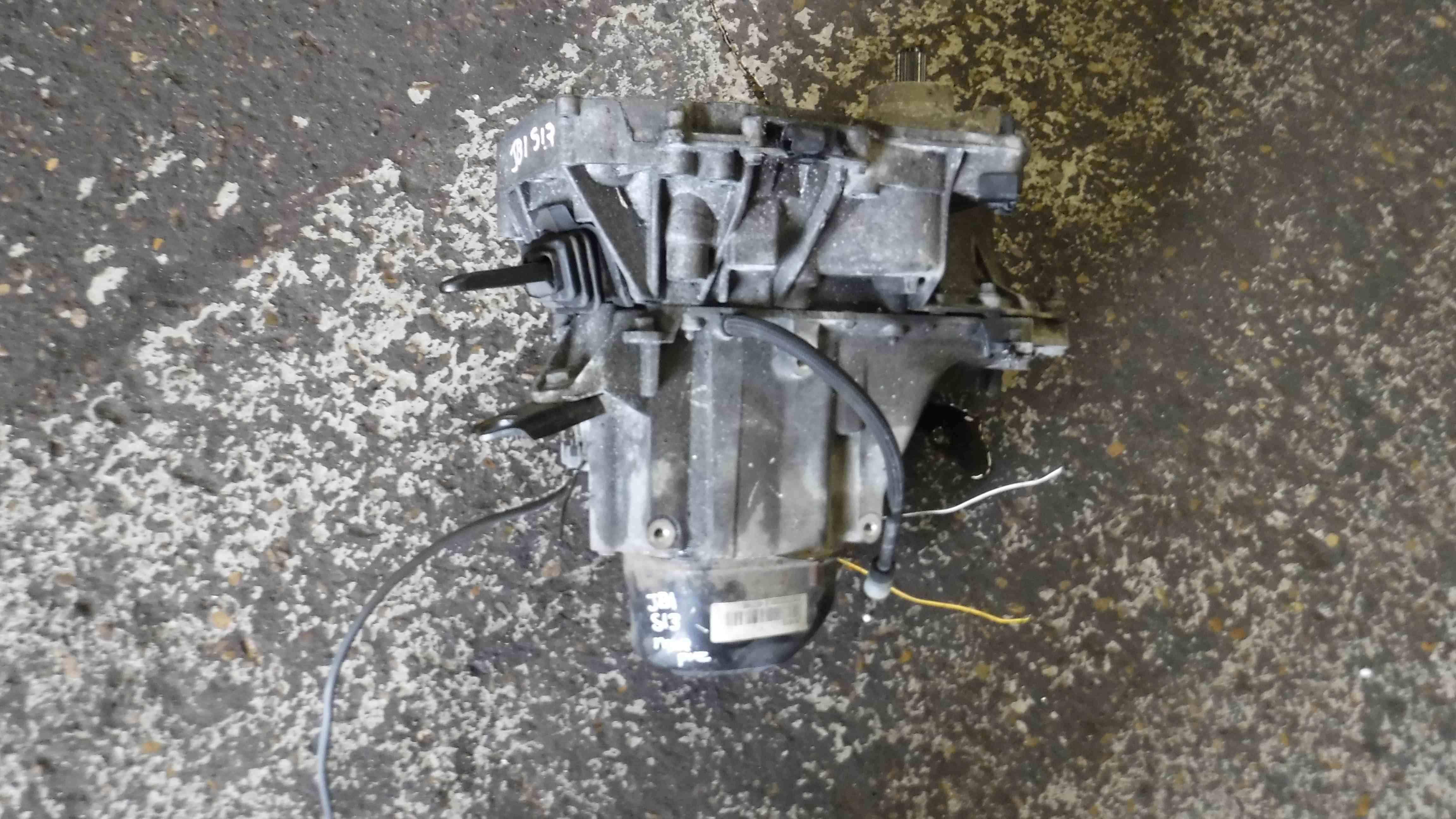 Renault Clio 2001-2006 1.2 16v Gearbox JB1 513 JB1513