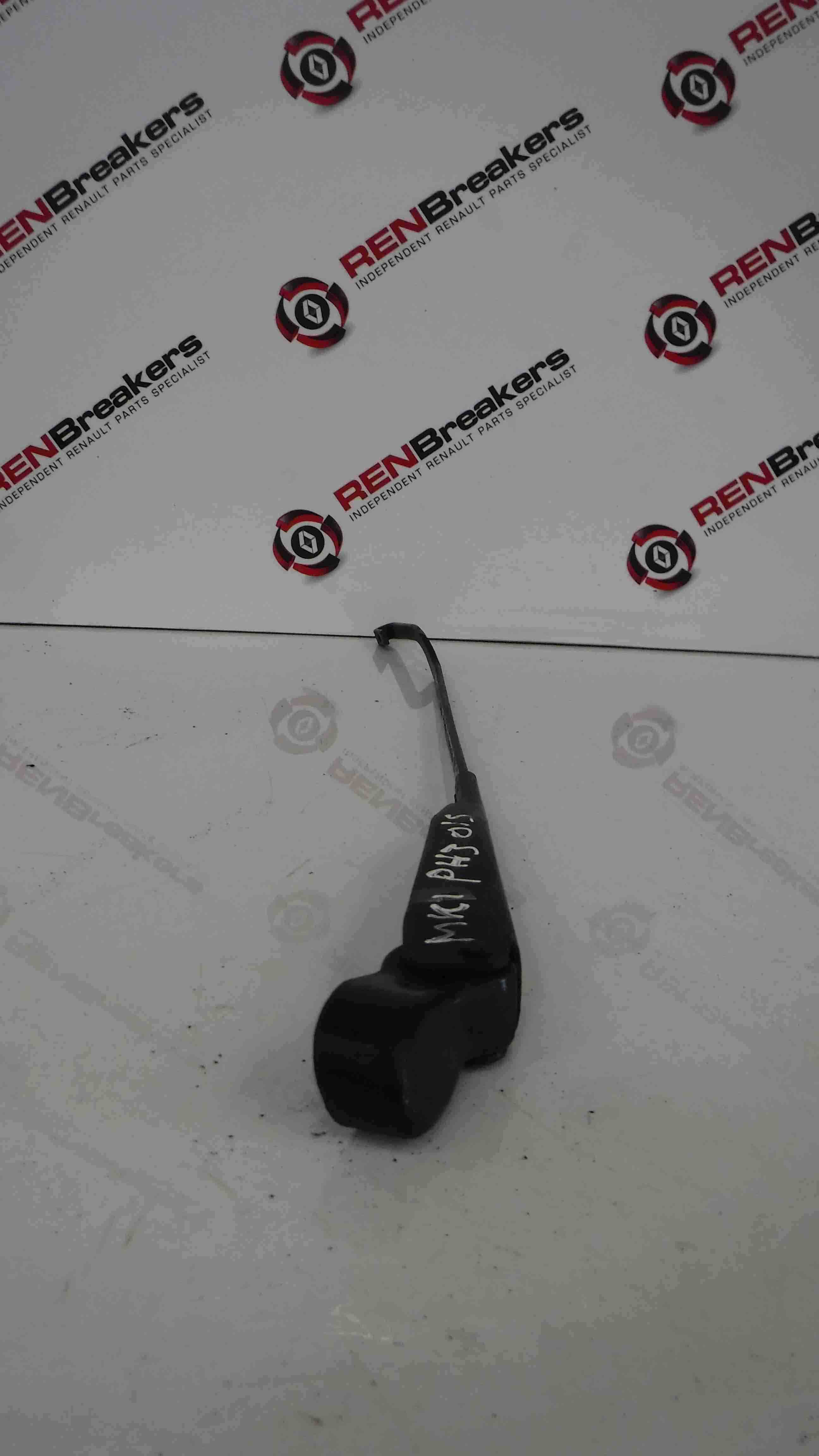 Renault Clio MK1 1990-1998 Drivers OSF Front Windscreen Wiper Arm 3/5