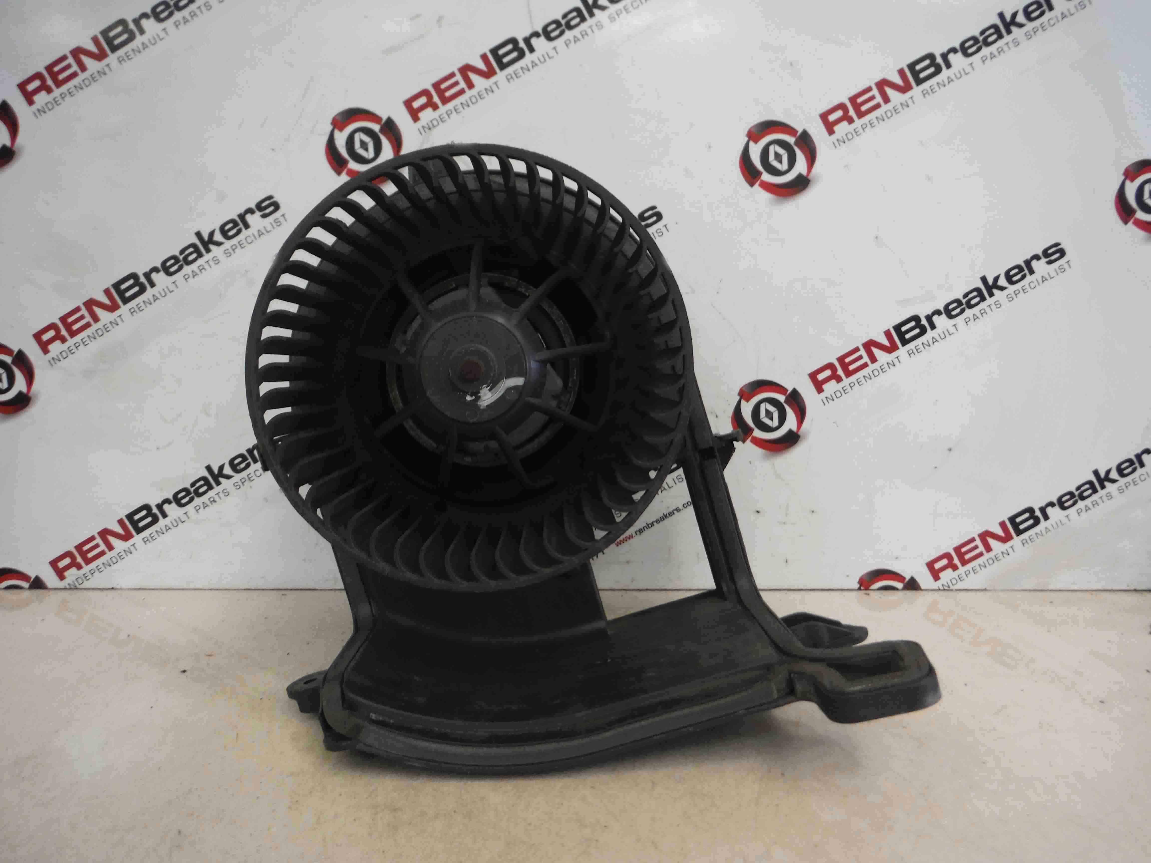 Renault Clio MK2 1998-2001 Heater Blower Motor Fan