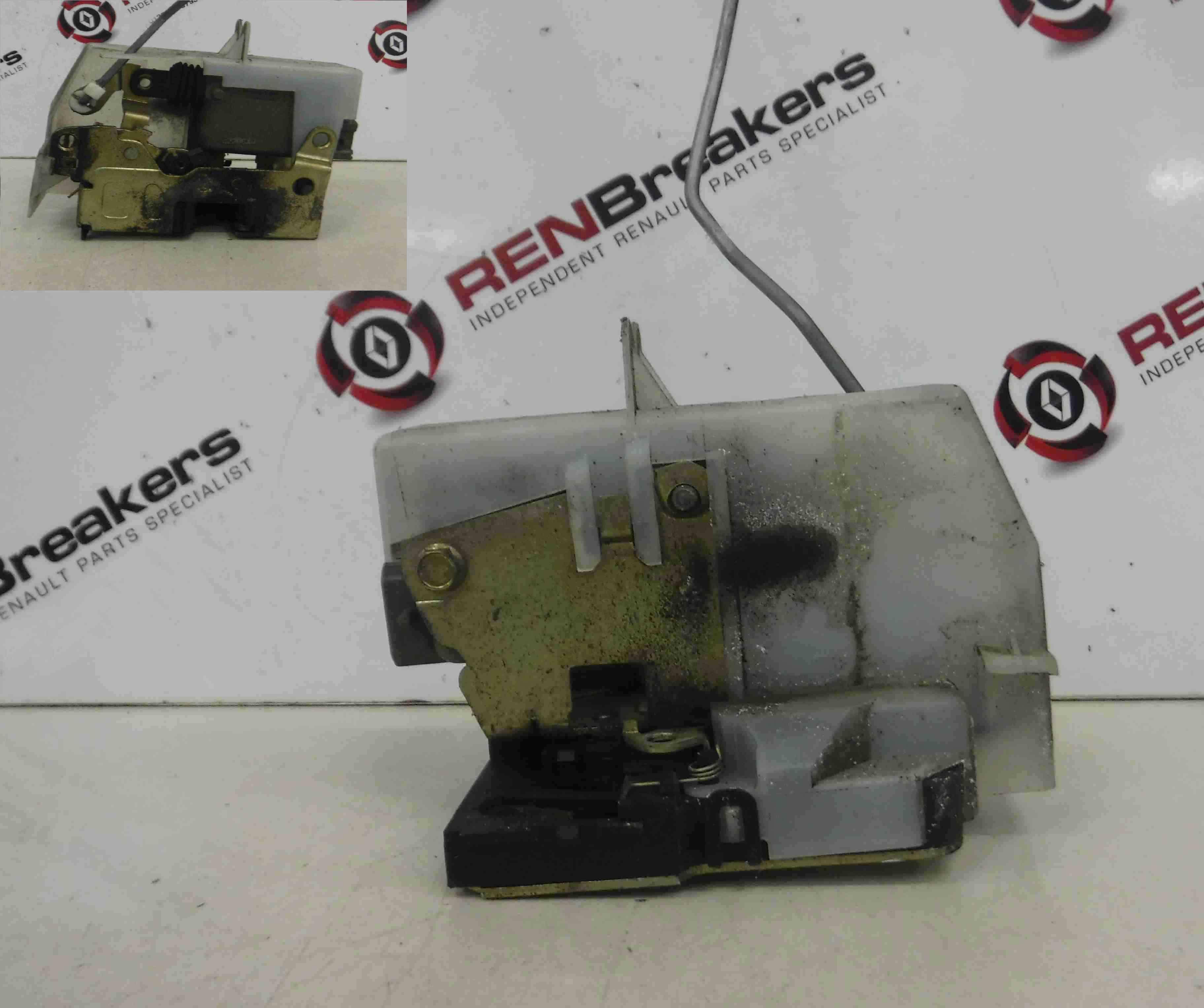 Renault Clio MK2 1998-2006 Passenger NSR Rear Door Lock Mechanism 5dr