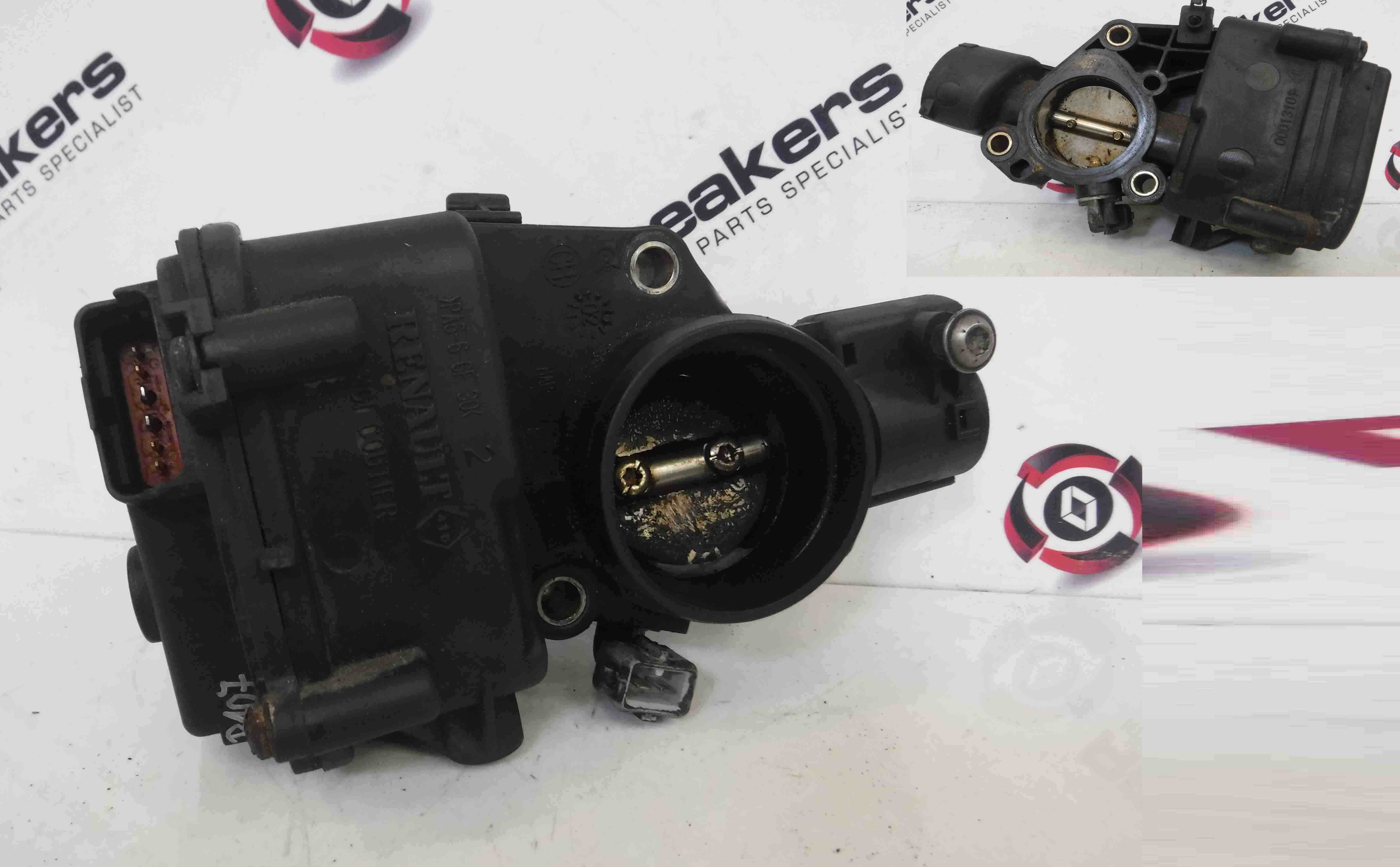 Renault Clio MK2 2001-2006 1.2 8v Electronic Throttle Body 7700115834 8200096038