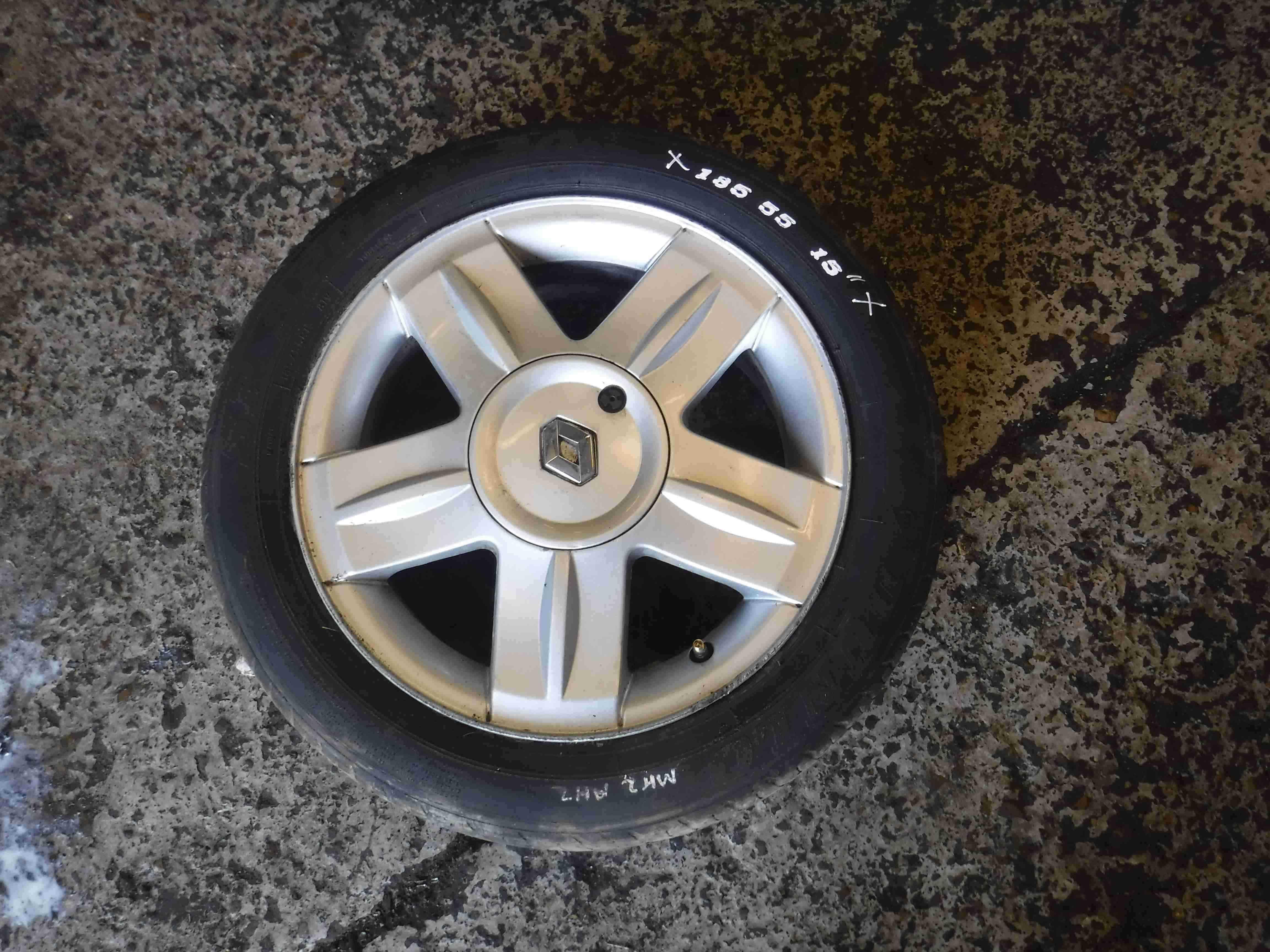 Renault Clio MK2 2001-2006 Alloy Wheel Campus X 1 4/5 8200760342