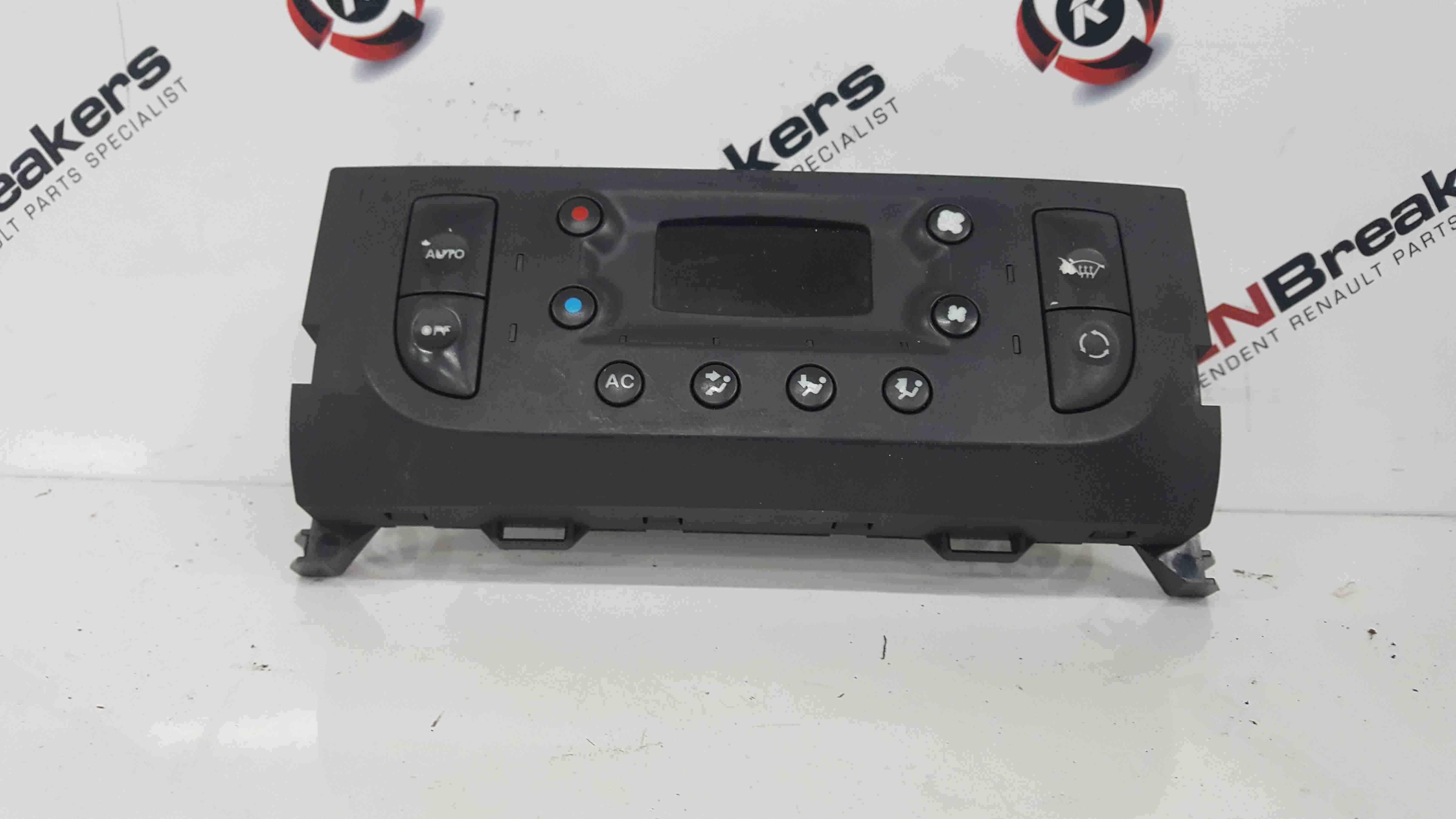 Renault Clio MK2 2001-2006 Climate Control Heater Controls 8200352853