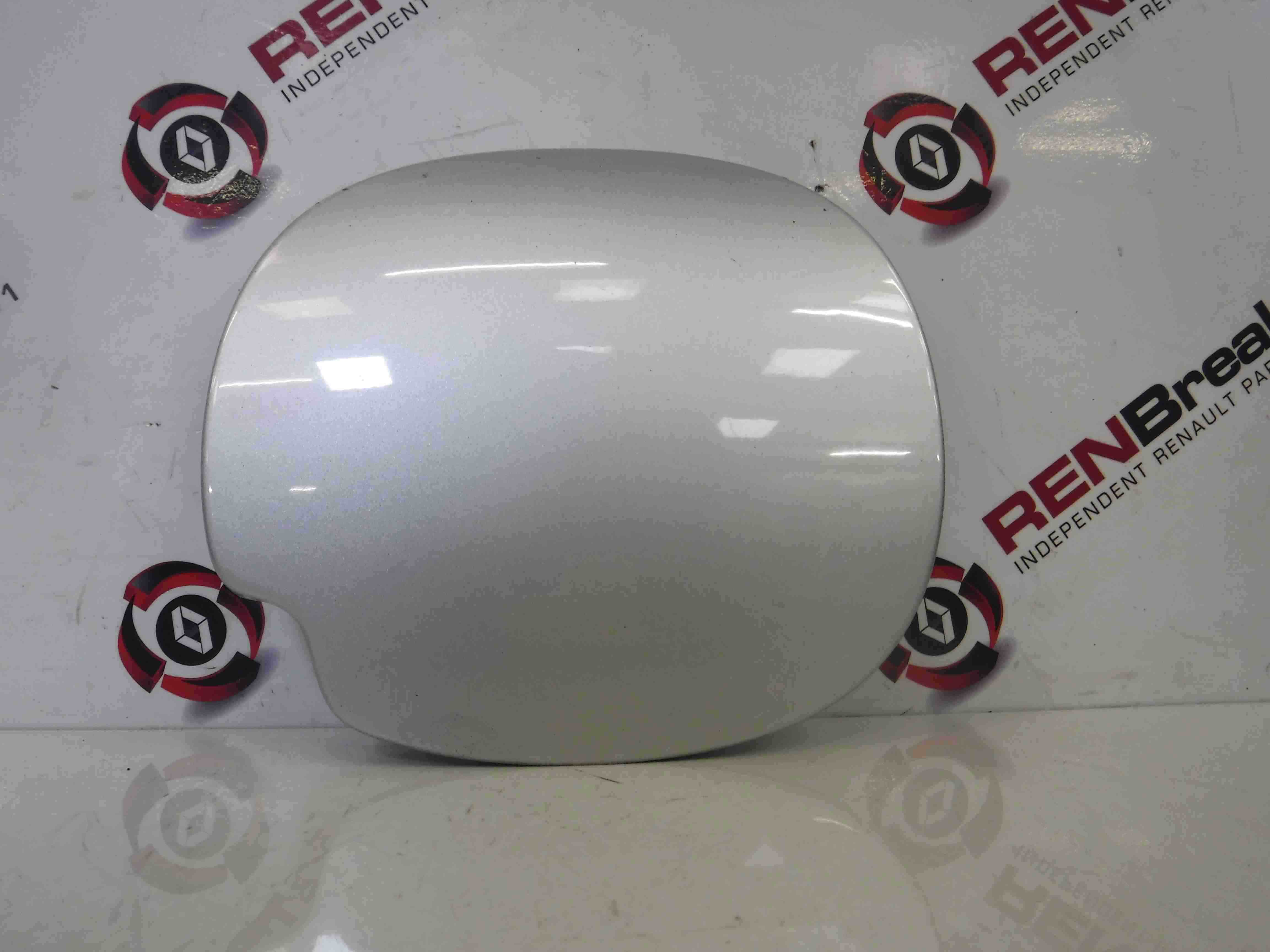 Renault Clio MK2 2001-2006 Fuel Flap Cover Silver TED69 7700836756