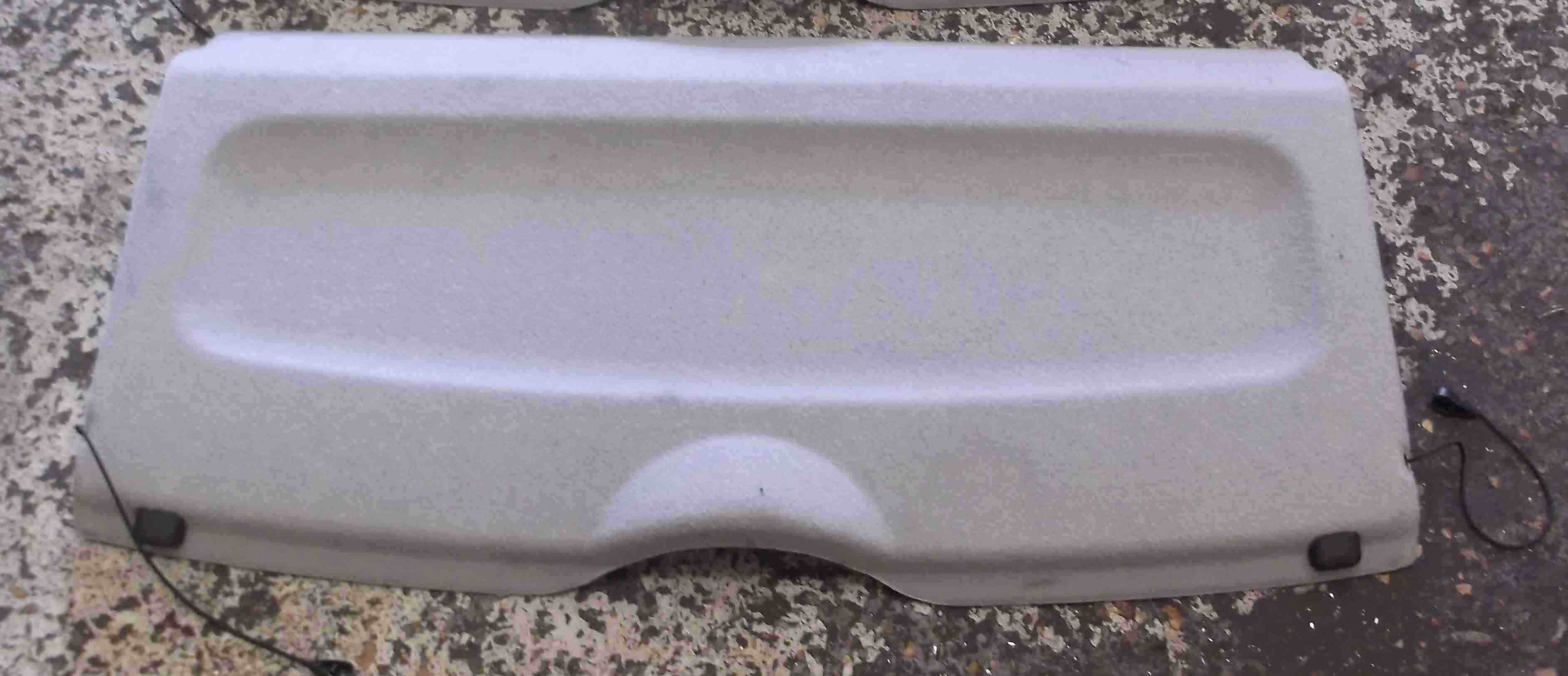 Renault Clio MK2 2001-2006 Parcel Shelf Tray Boot Tailage Light Grey