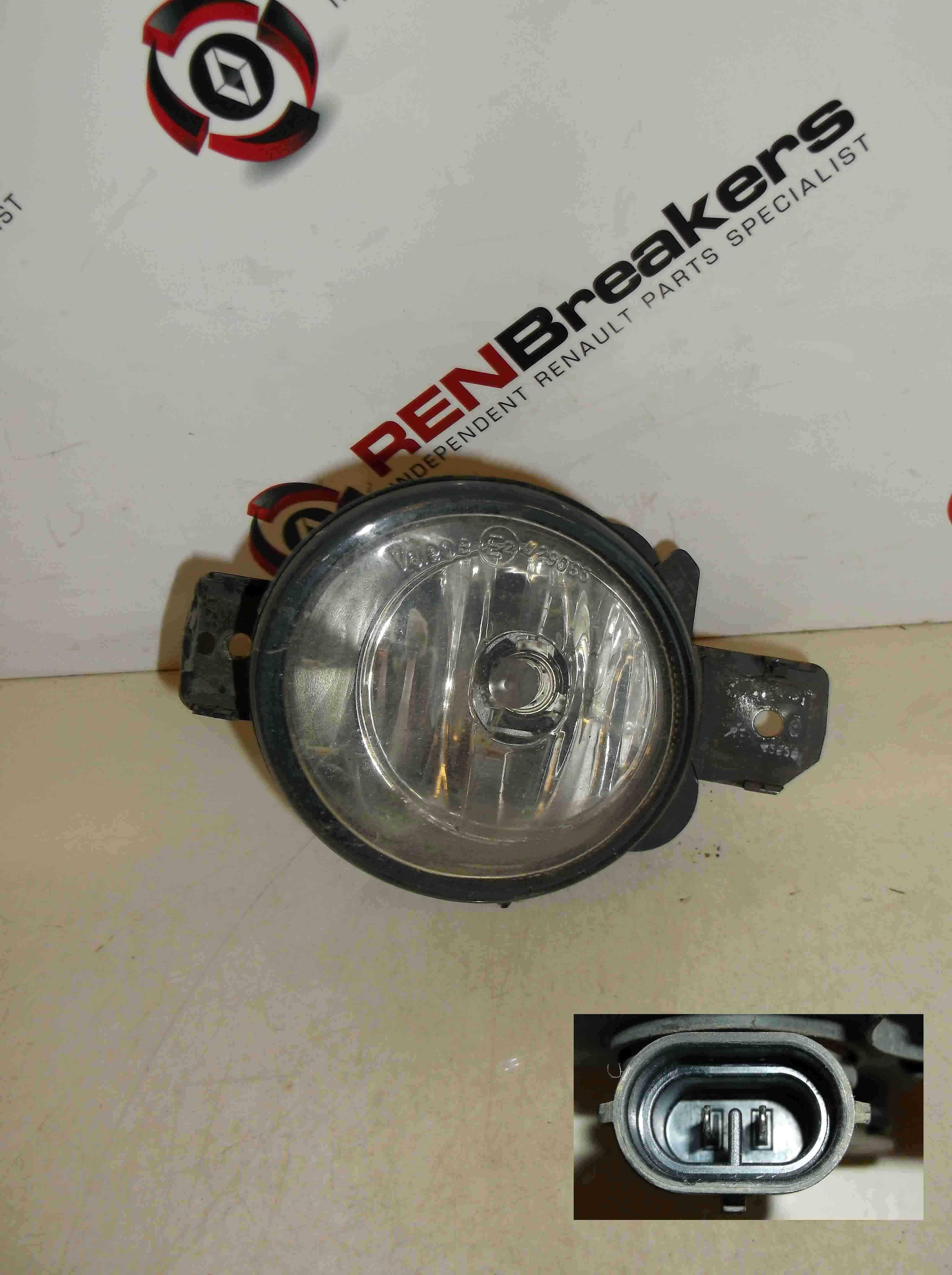 Renault Clio MK2 2001-2006 Passenger NSF Fog Light Spot Lamp 8200002469