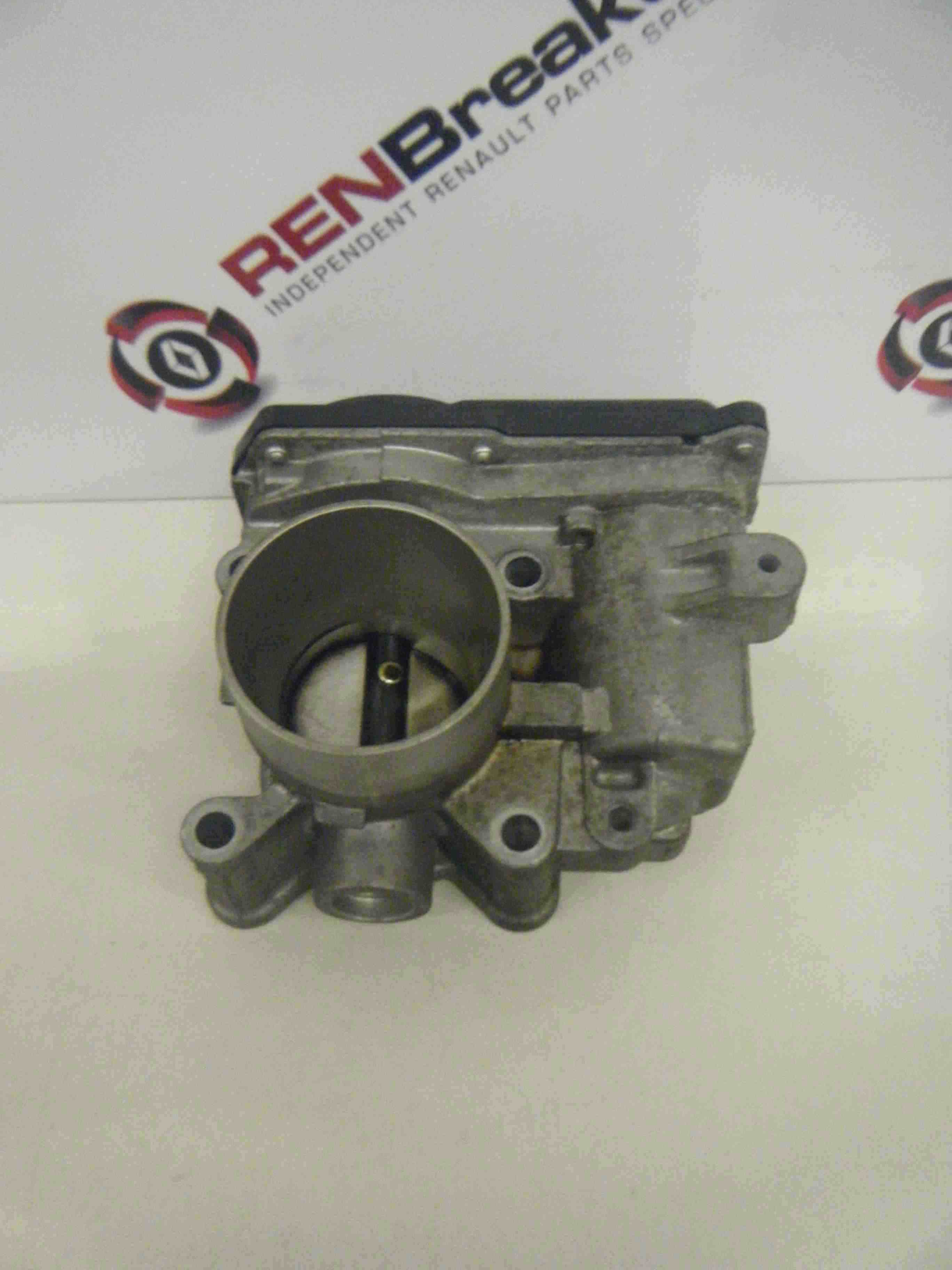 Renault Clio MK3 + Modus 2005-2012 1.2 16v D4F 740 Throttle Body 8200568712c