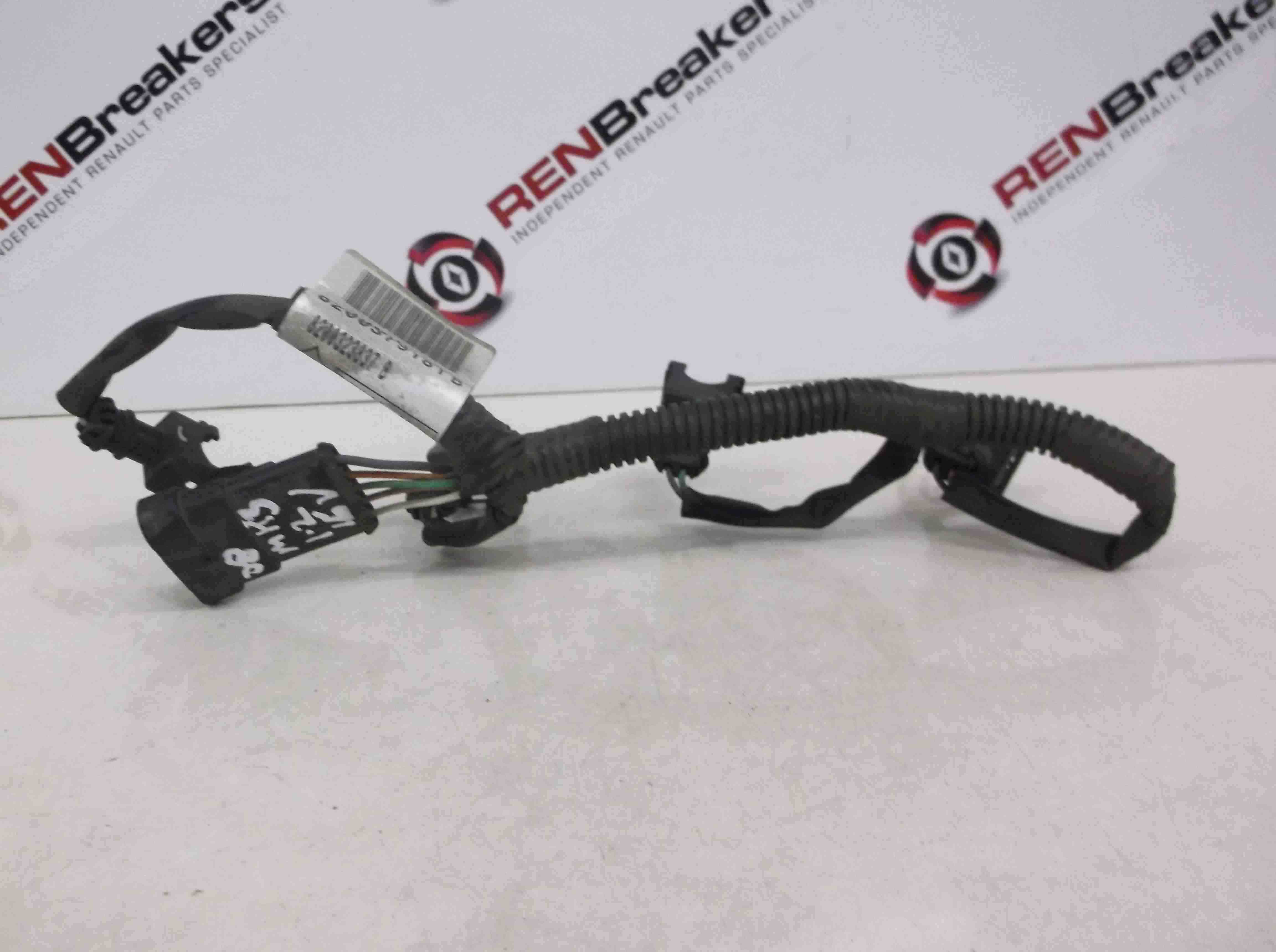 Renault Clio MK3 2005-2009 1.2 16v Fuel Injector Wiring Loom 8200379181