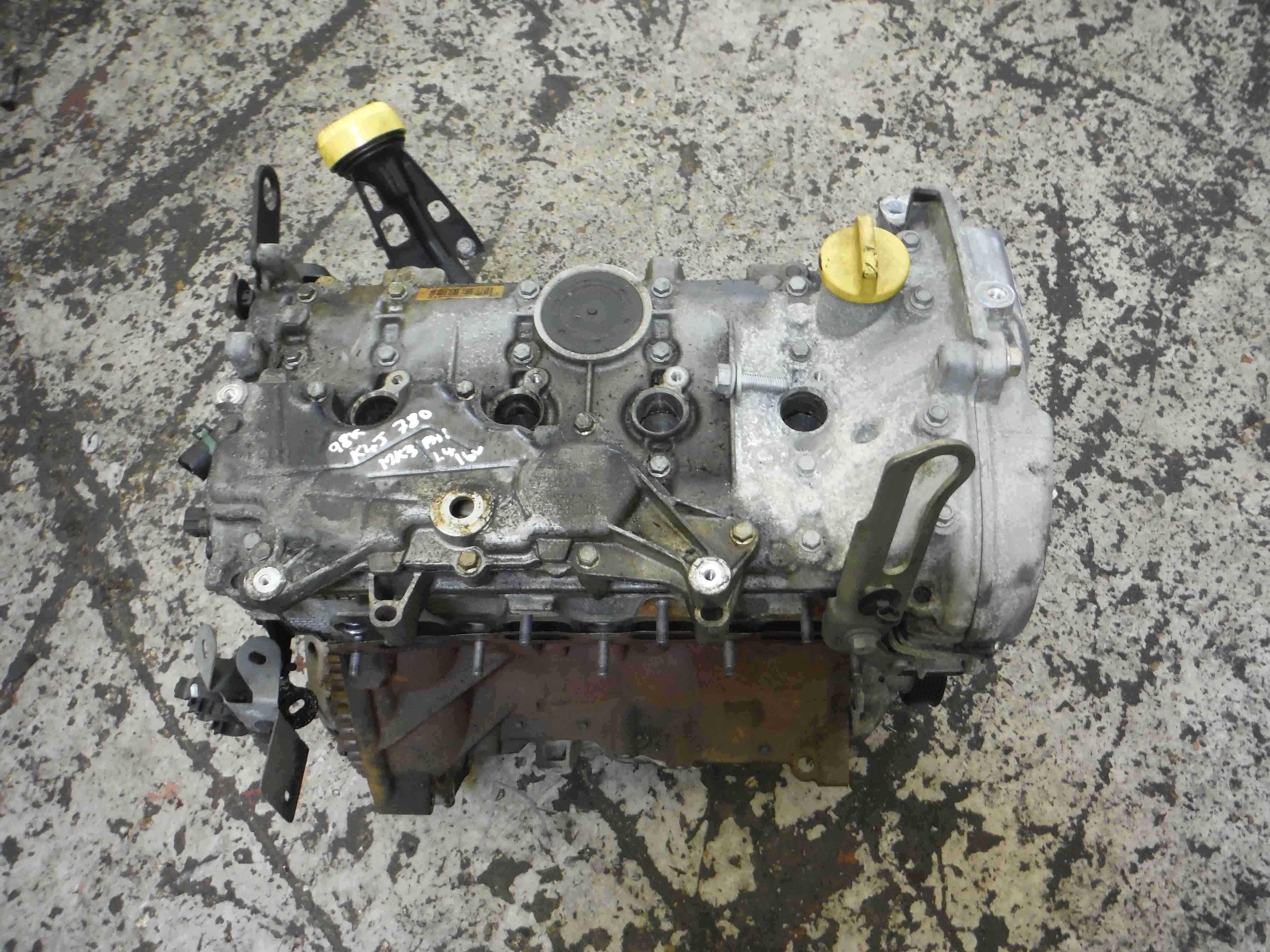 Renault Clio MK3 2005-2009  1.4 16v Engine K4J 780 K4J780