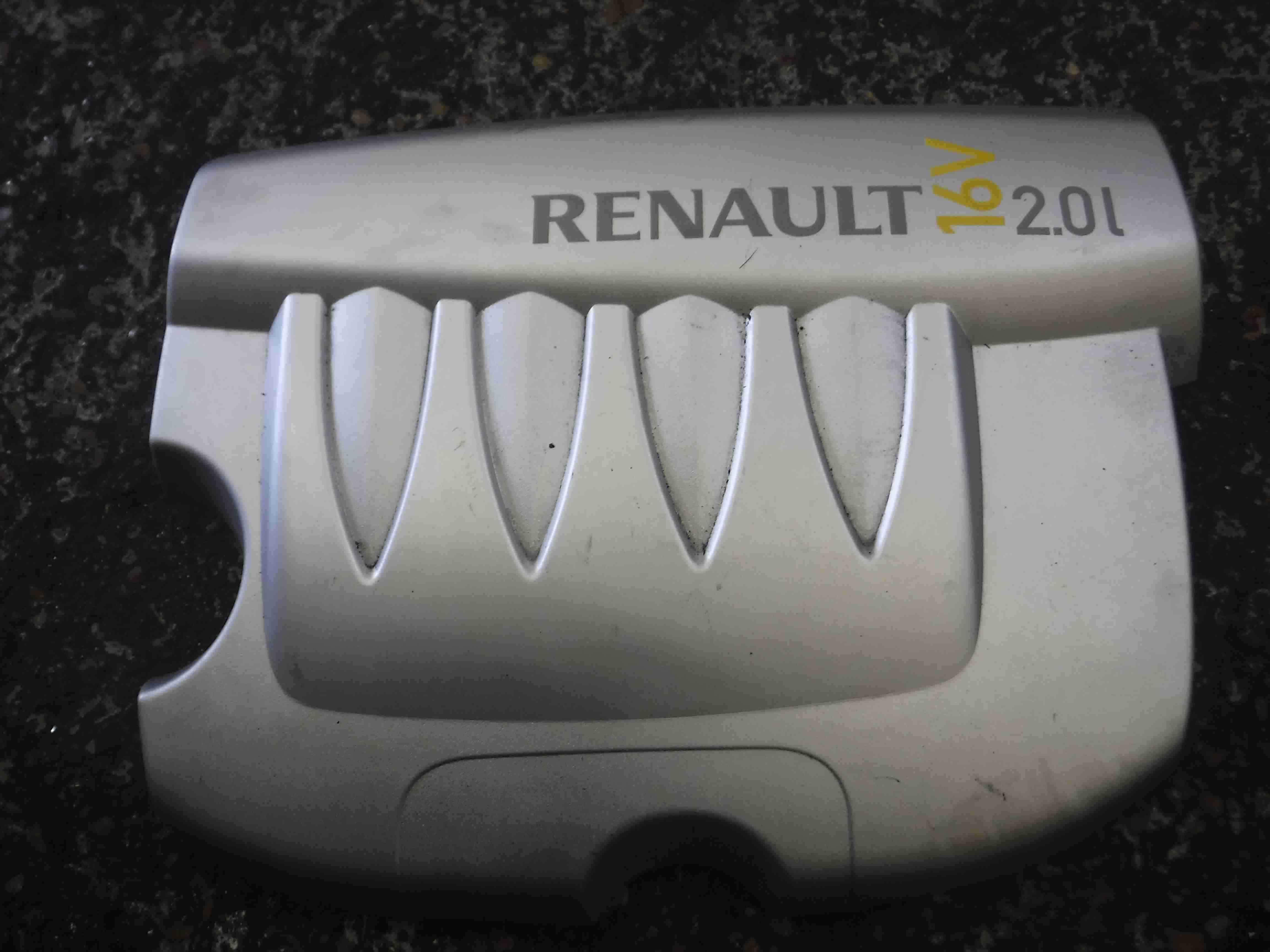 Renault Clio MK3 2005-2009 2.0 16v Engine Plastic Cover M4R 700 8200360005