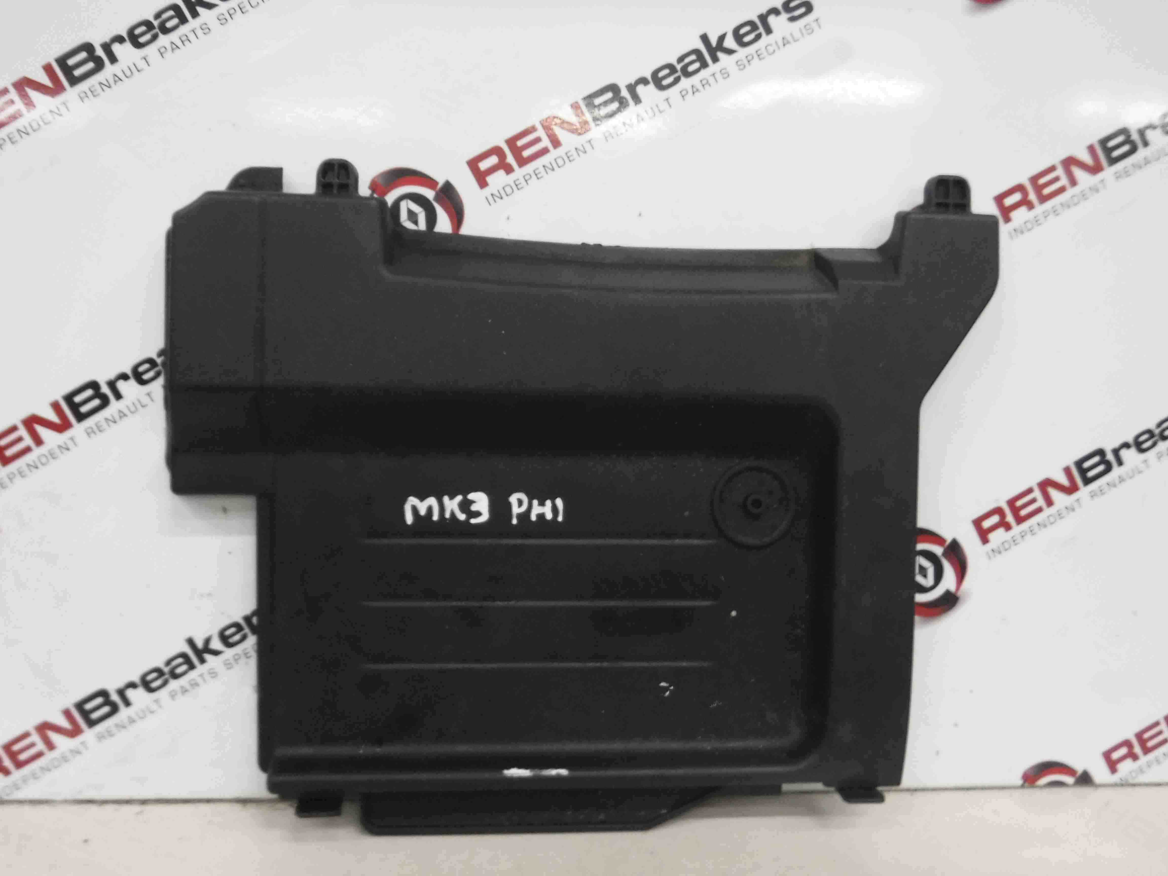 Renault Clio MK3 2005-2009 Battery Cover Lid Plastic 8200448021
