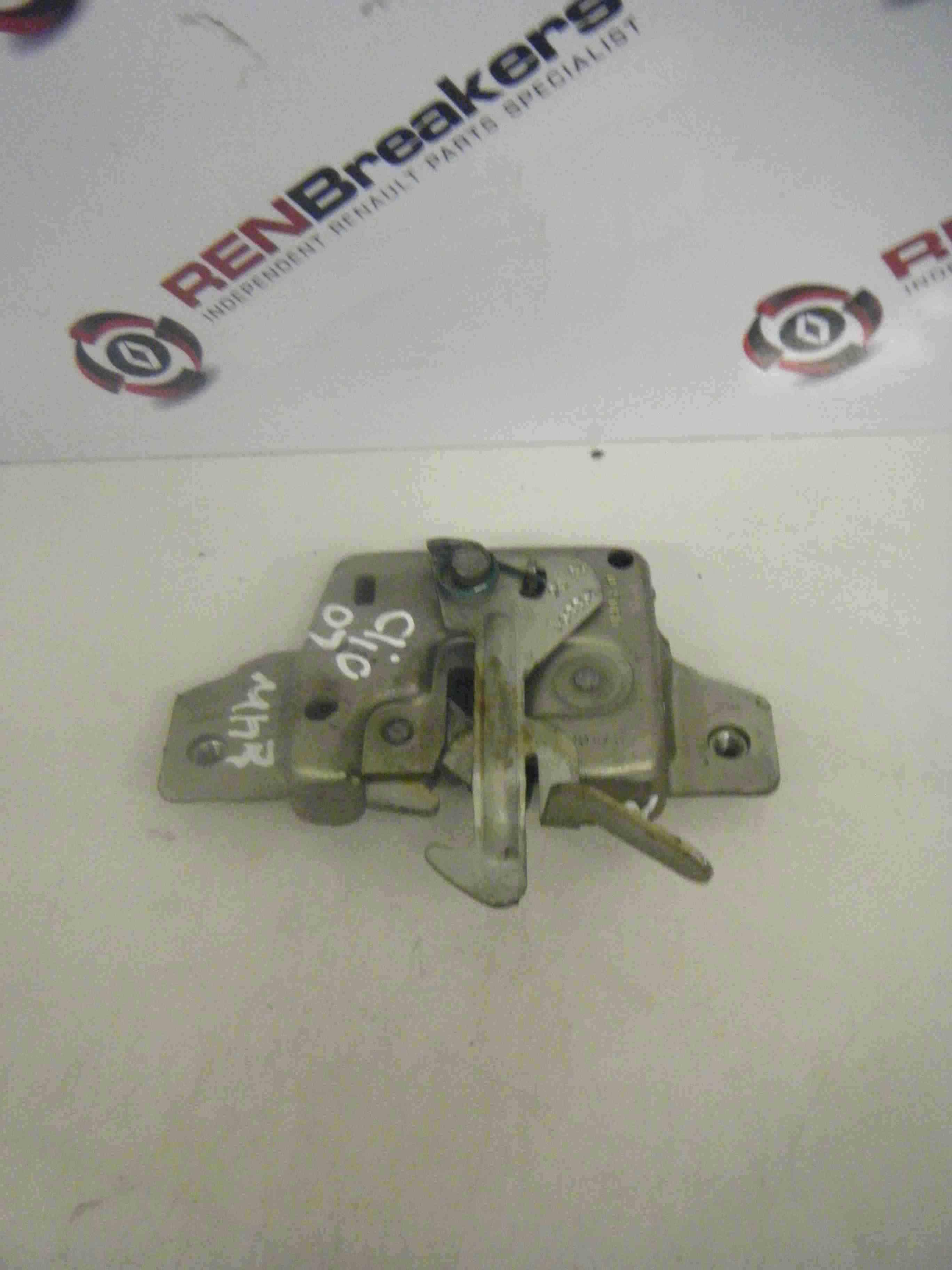 Renault Clio MK3 2005-2009 Bonnet Latch Lock Mechanism