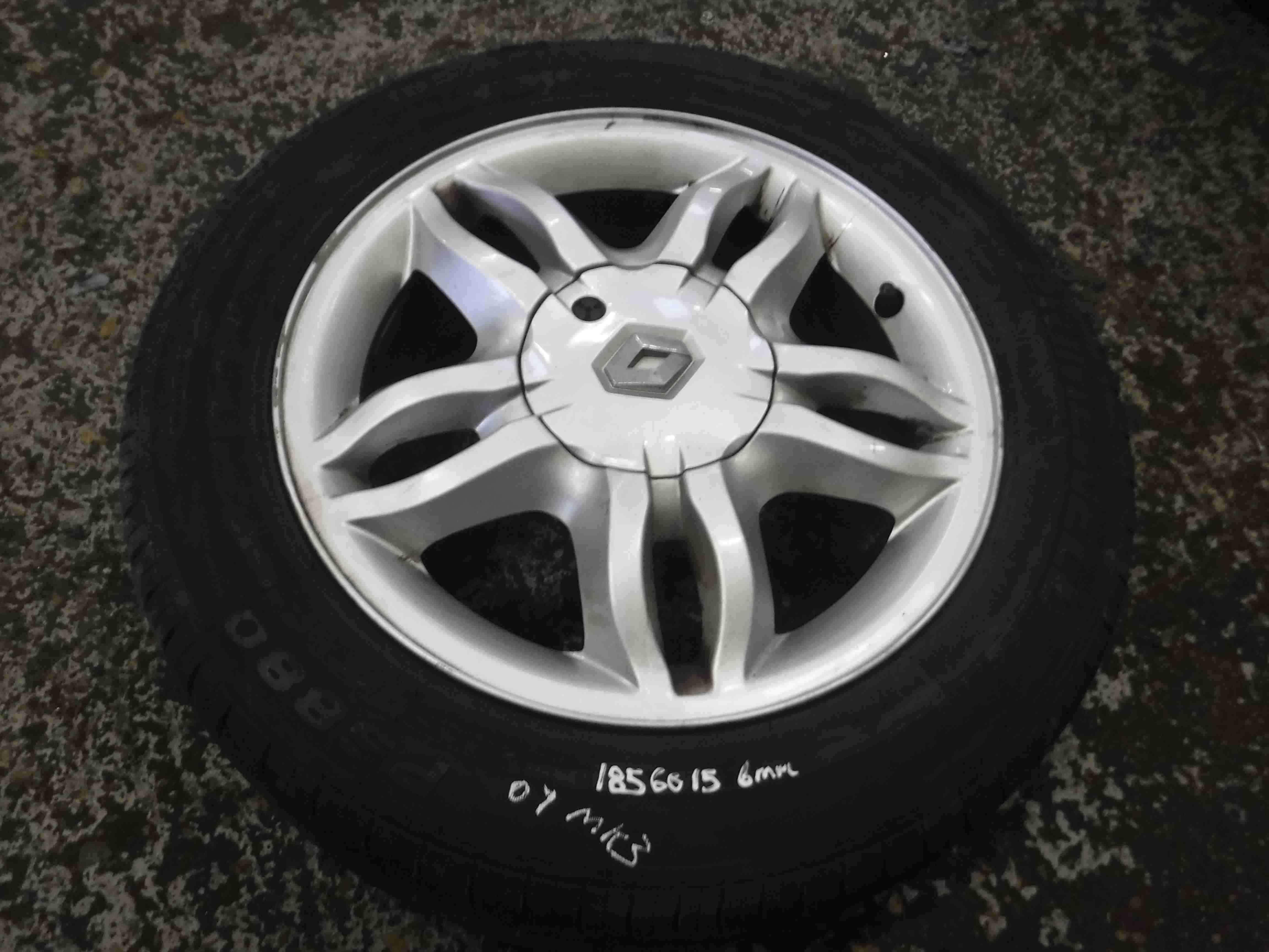 Renault Clio MK3 2005-2009 Mahonia Alloy Wheel x 1 45 45 8200317802