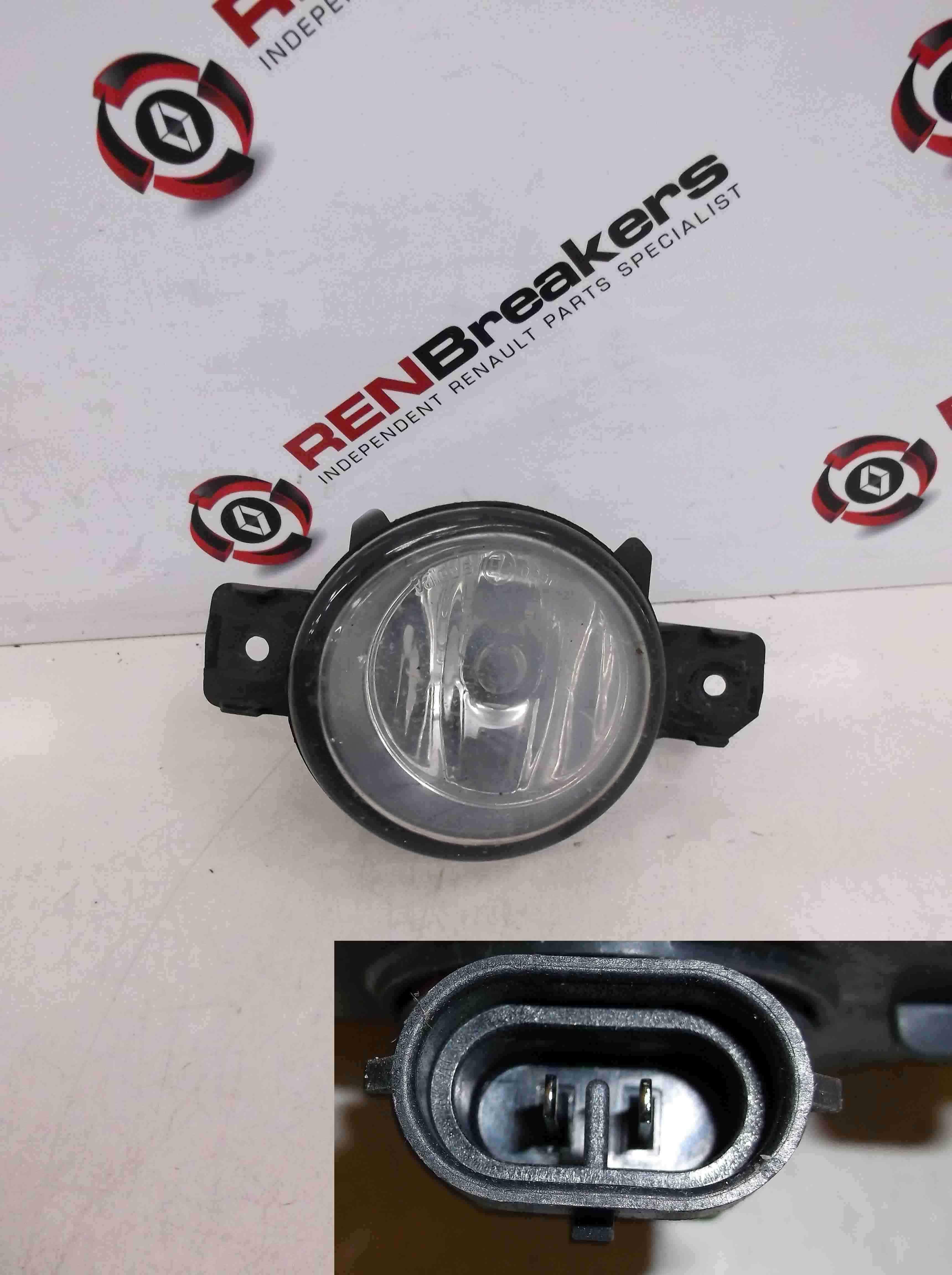 Renault Clio MK3 2005-2009 Passenger NSF Front Fog Light Spot Lamp
