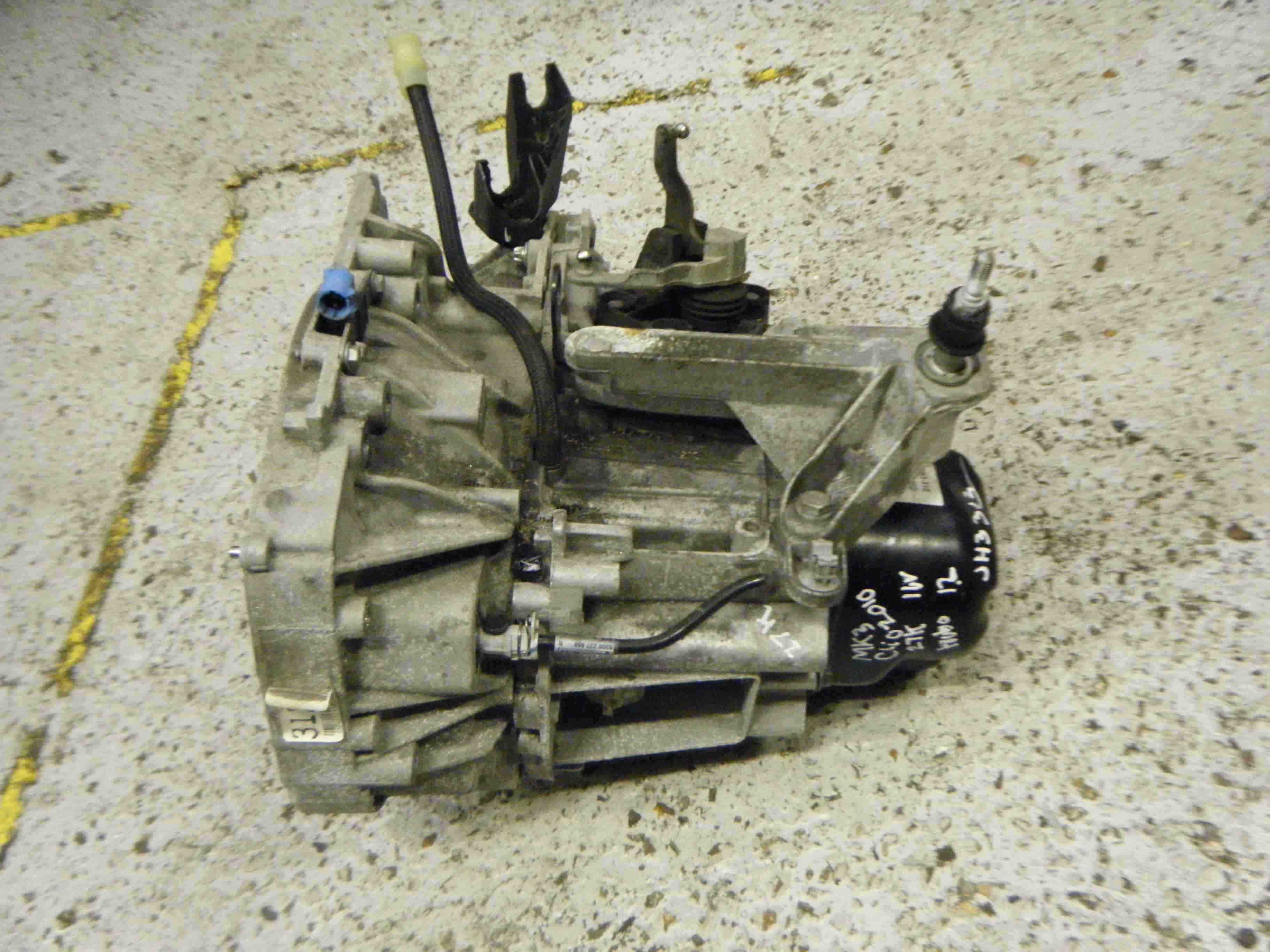 Renault Clio MK3 2005-2012 1.2 16v TCE Turbo Gearbox JH3 312 27k jh3312