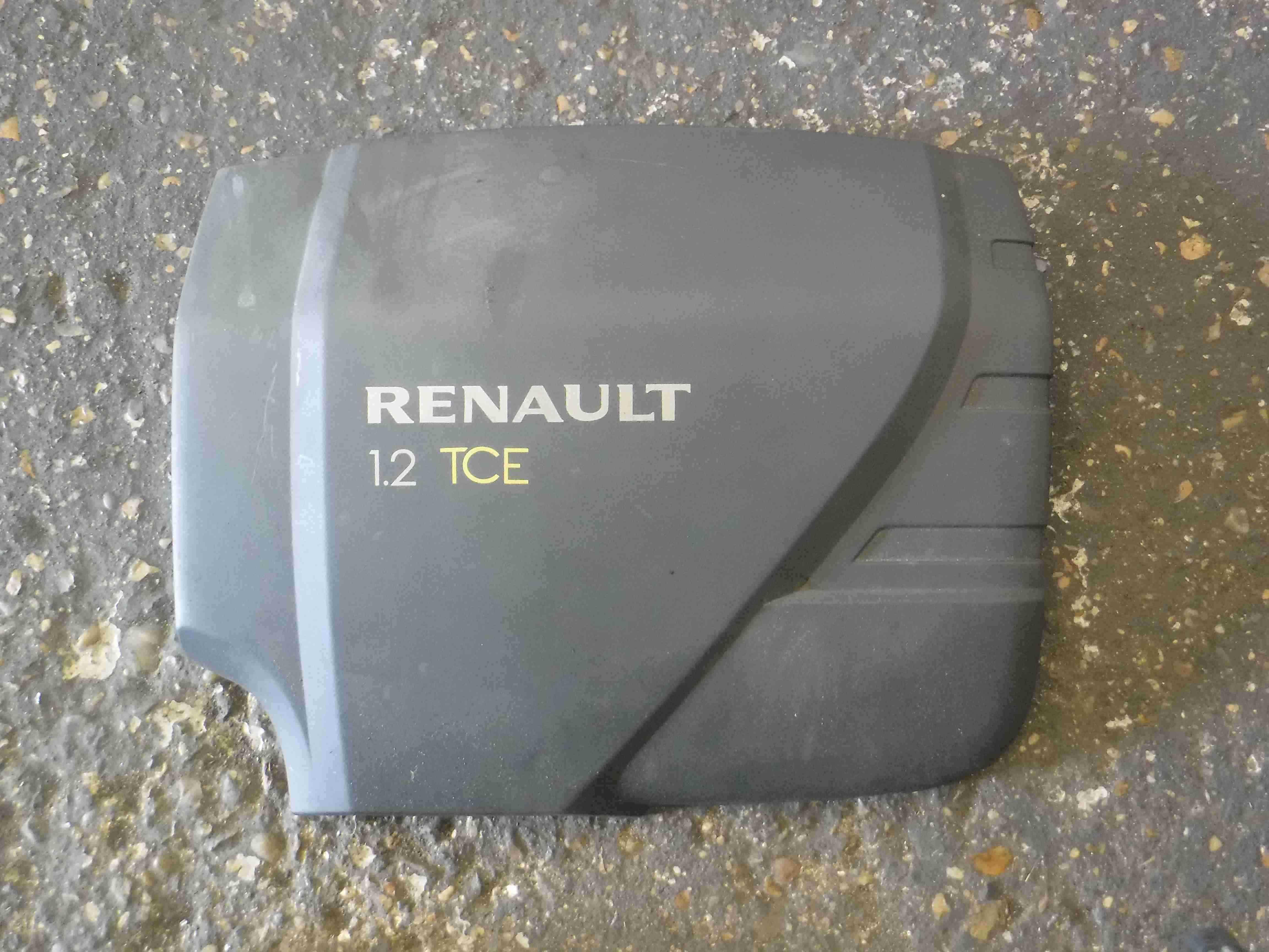 Renault Clio MK3 2005-2012 1.2 Turbo tCe Engine Cover Plastic 8200587307