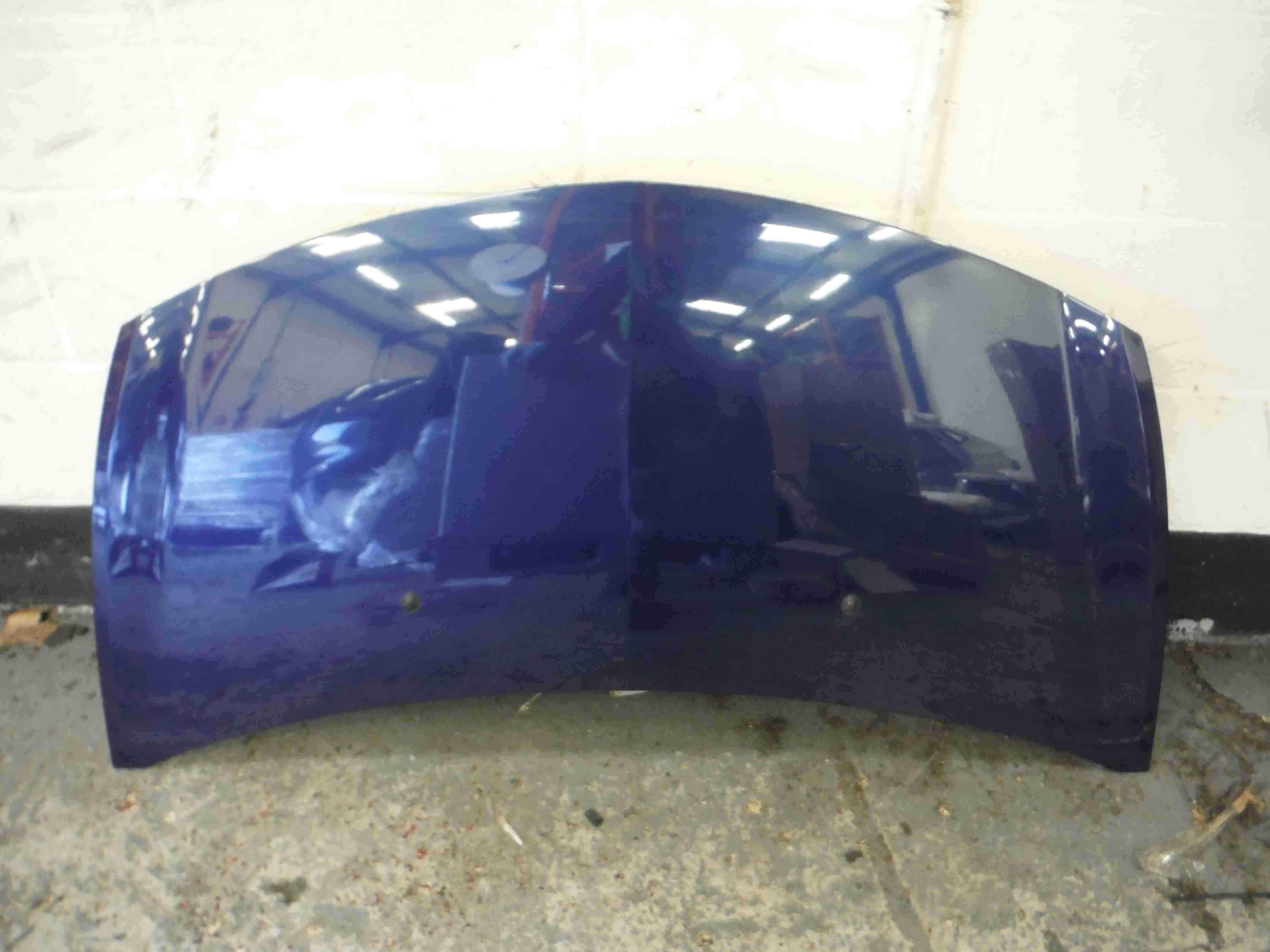 Renault Clio MK3 2005-2012 Bonnet Blue 432