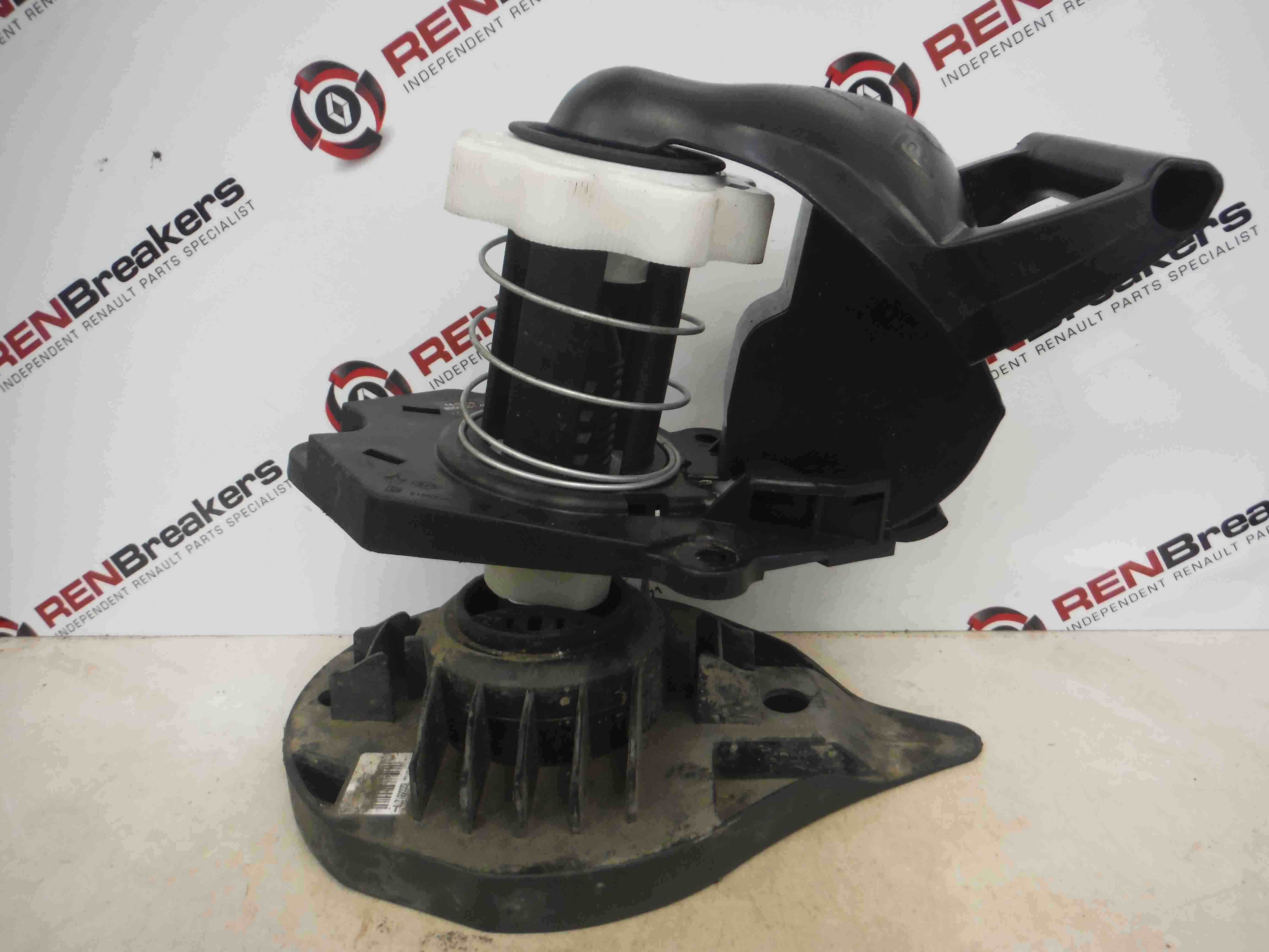 Renault Clio MK3 MK4 2005-2019 Boot Spare Wheel Winch Carrier Complete