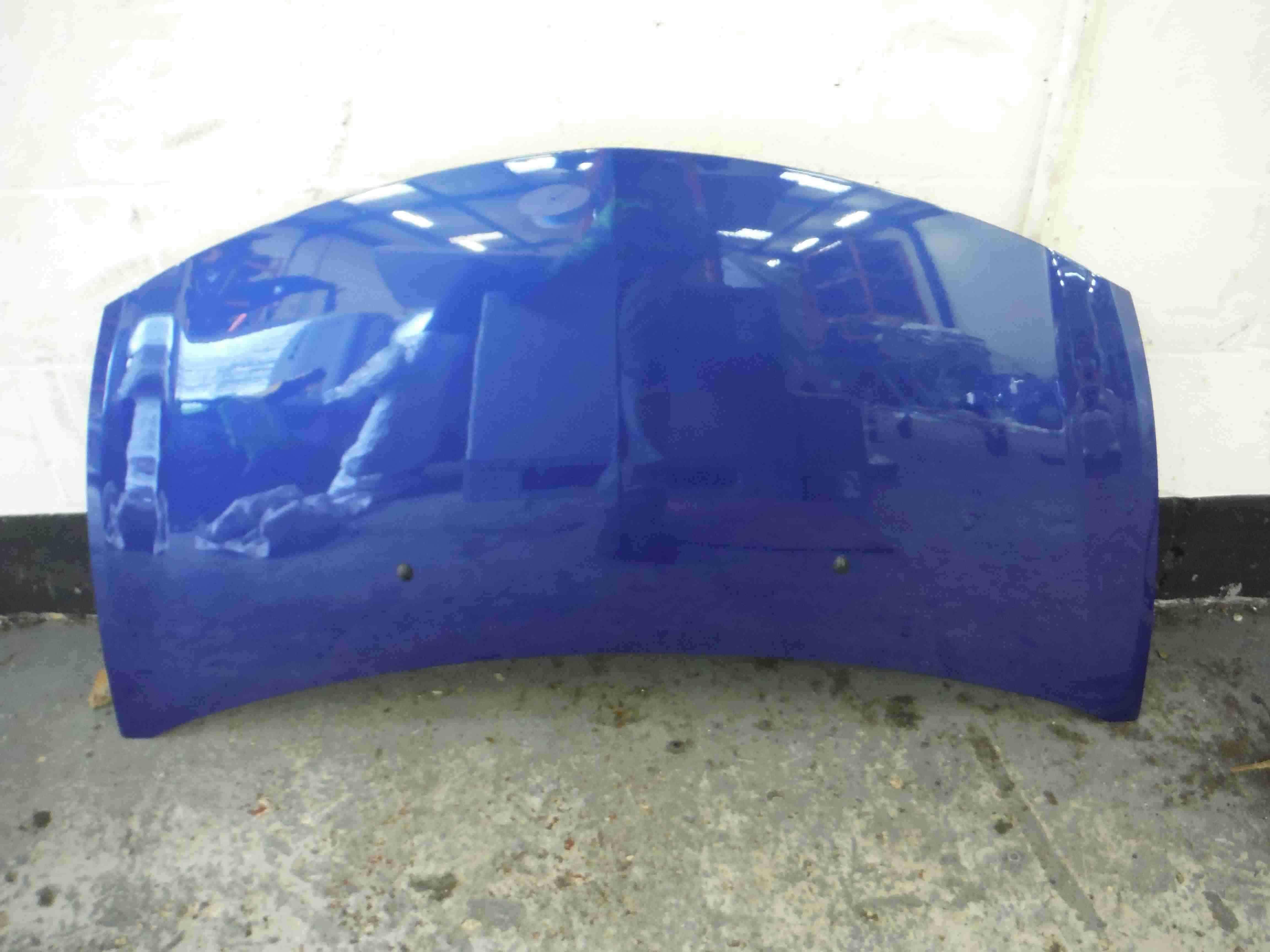 Renault Clio MK3 2005-2012 Front Bonnet Blue TERNA