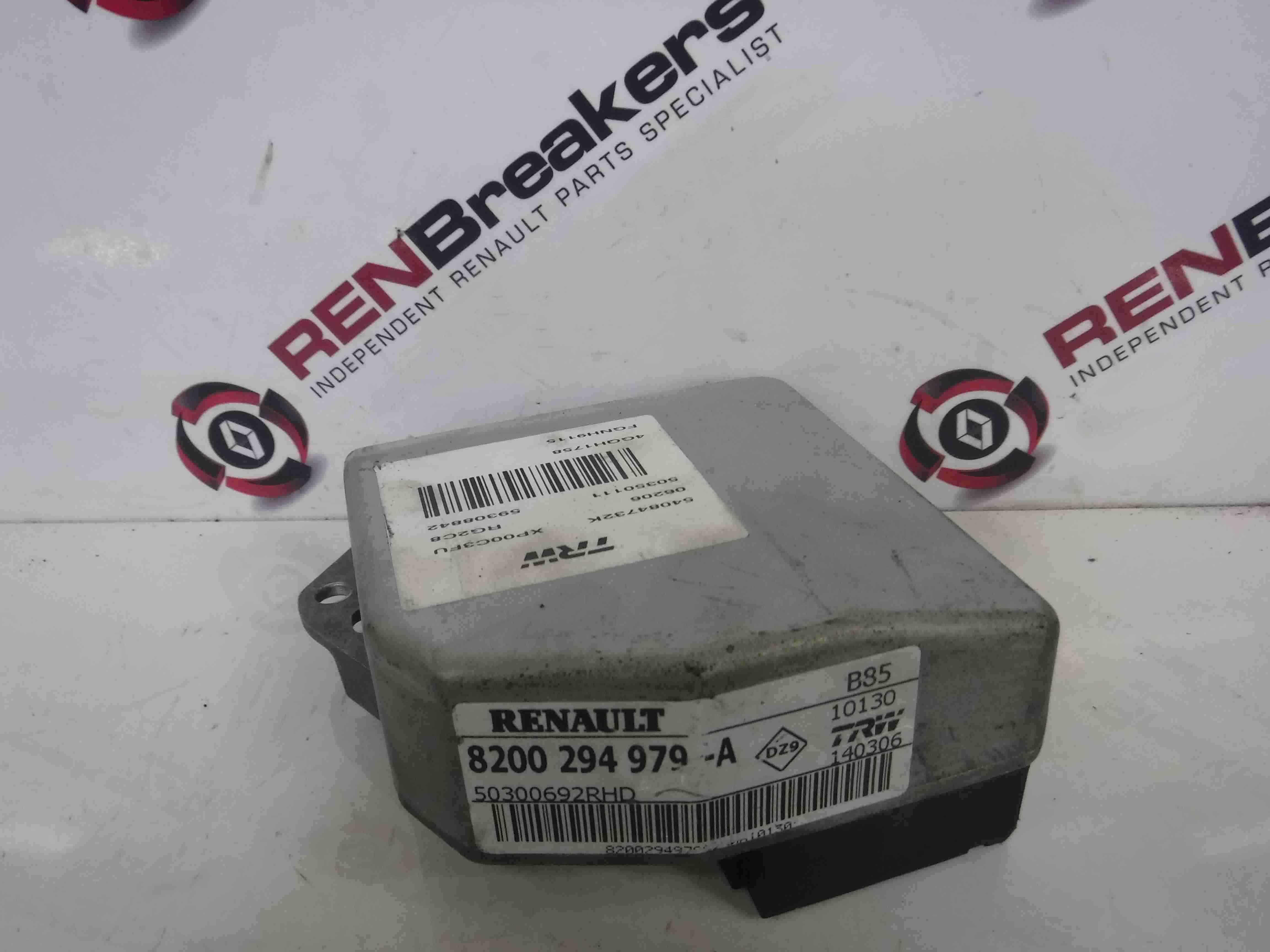 Renault Clio MK3 2005-2012 Steering Column ECU TRW 8200294979