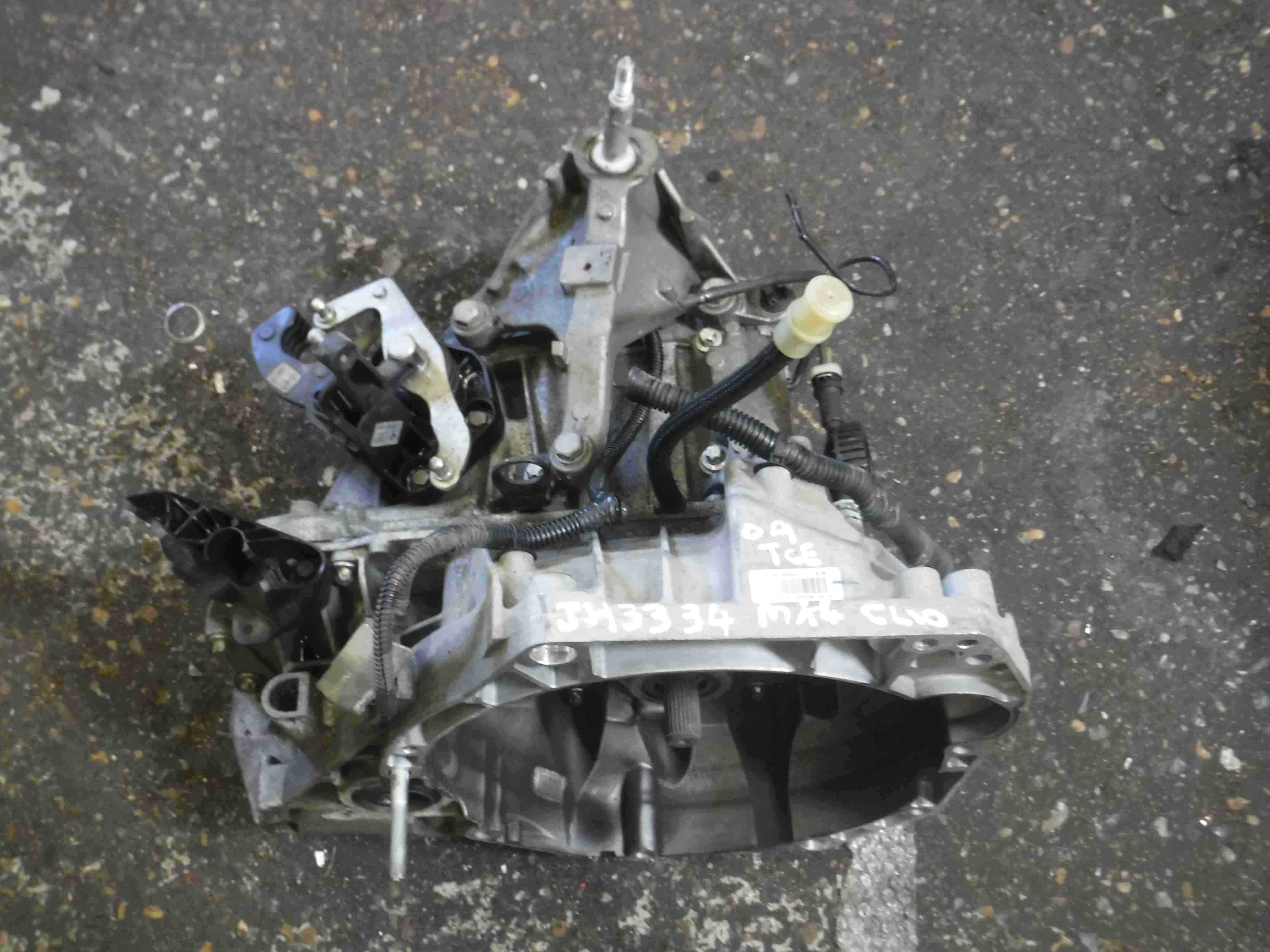 Renault Clio MK4 2013-2015 0.9 tCe Turbo Gearbox JH3 334 JH3334