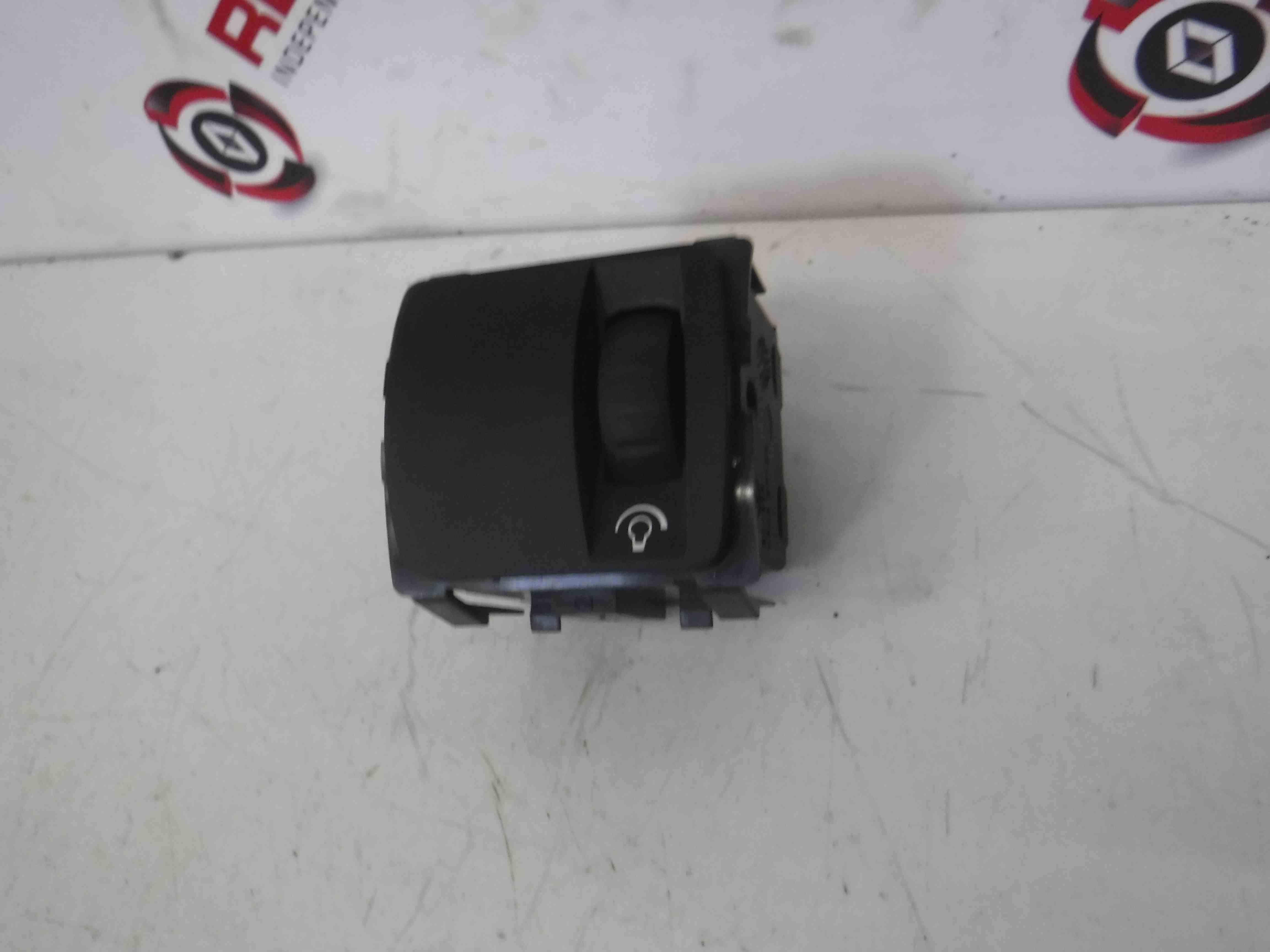 Renault Clio MK4 2013-2015 Dashboard Lights Dimmer Switch Adjuster 259808163r